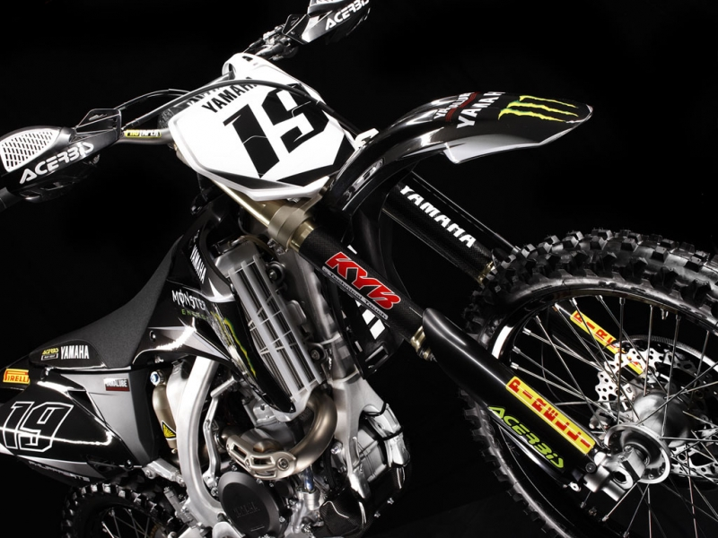 2009 Yamaha Yz 450f Team Replica Pictures Photos Wallpapers Top