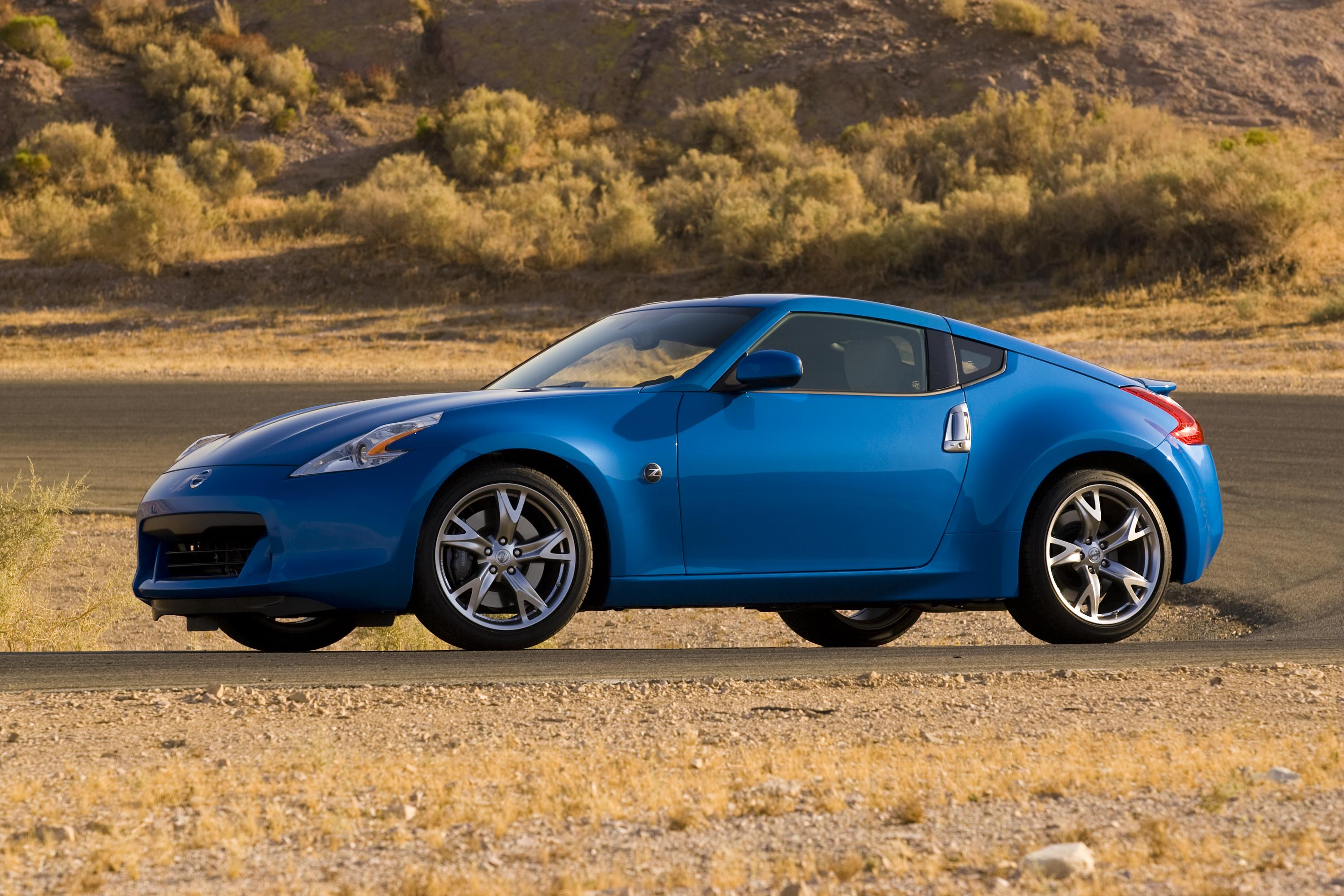 2010 Nissan 370Z Coupe | Top Speed