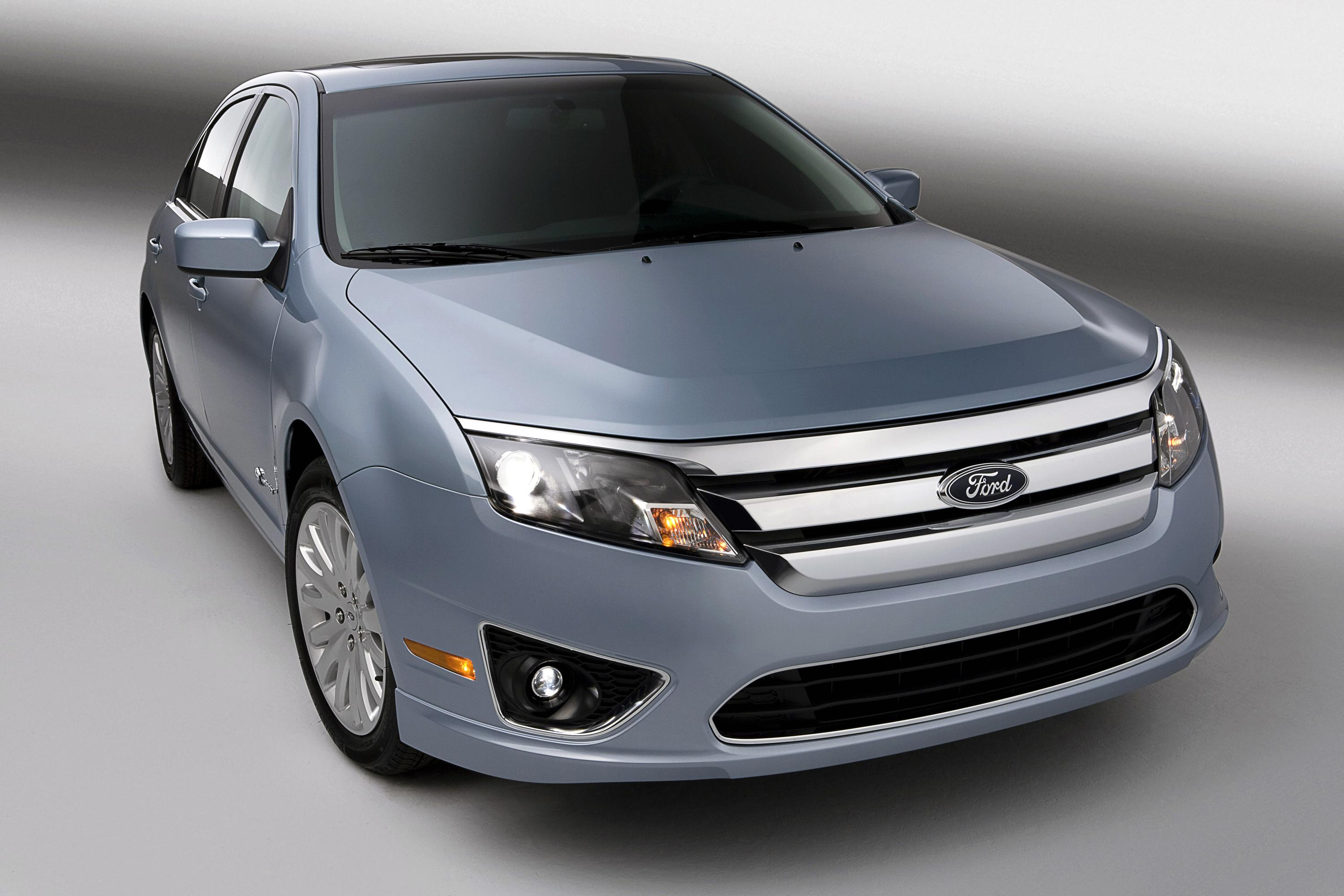 2010 Ford Fusion | Top Speed. »