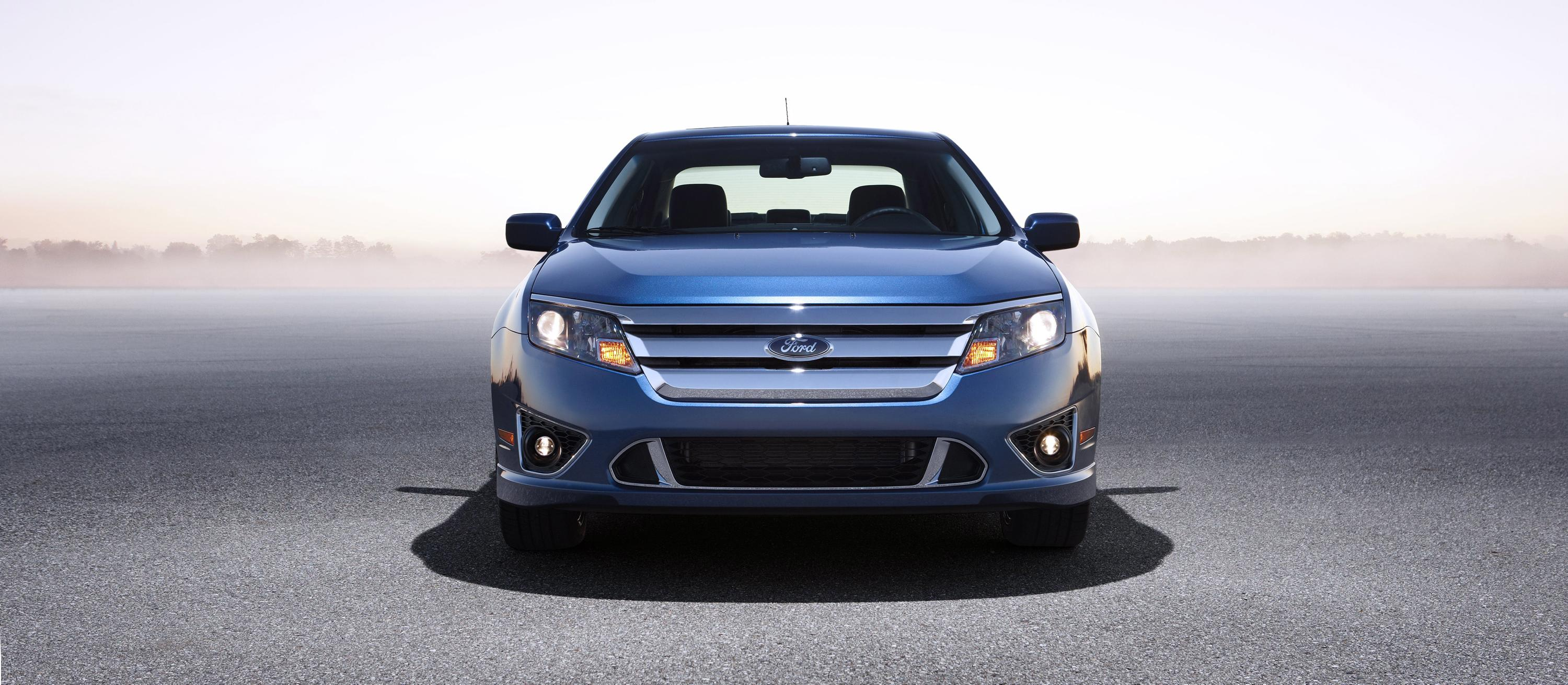 2010 Ford Fusion   Top Speed. »
