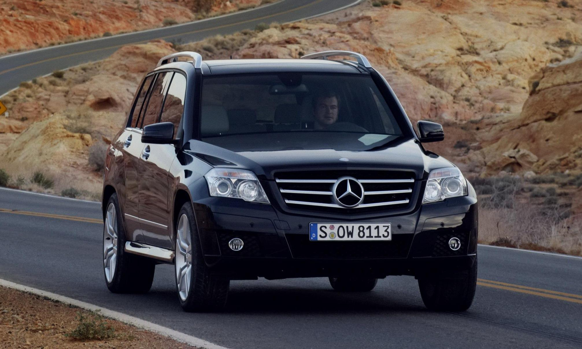 2010 mercedes glk350 pricing announced news gallery
