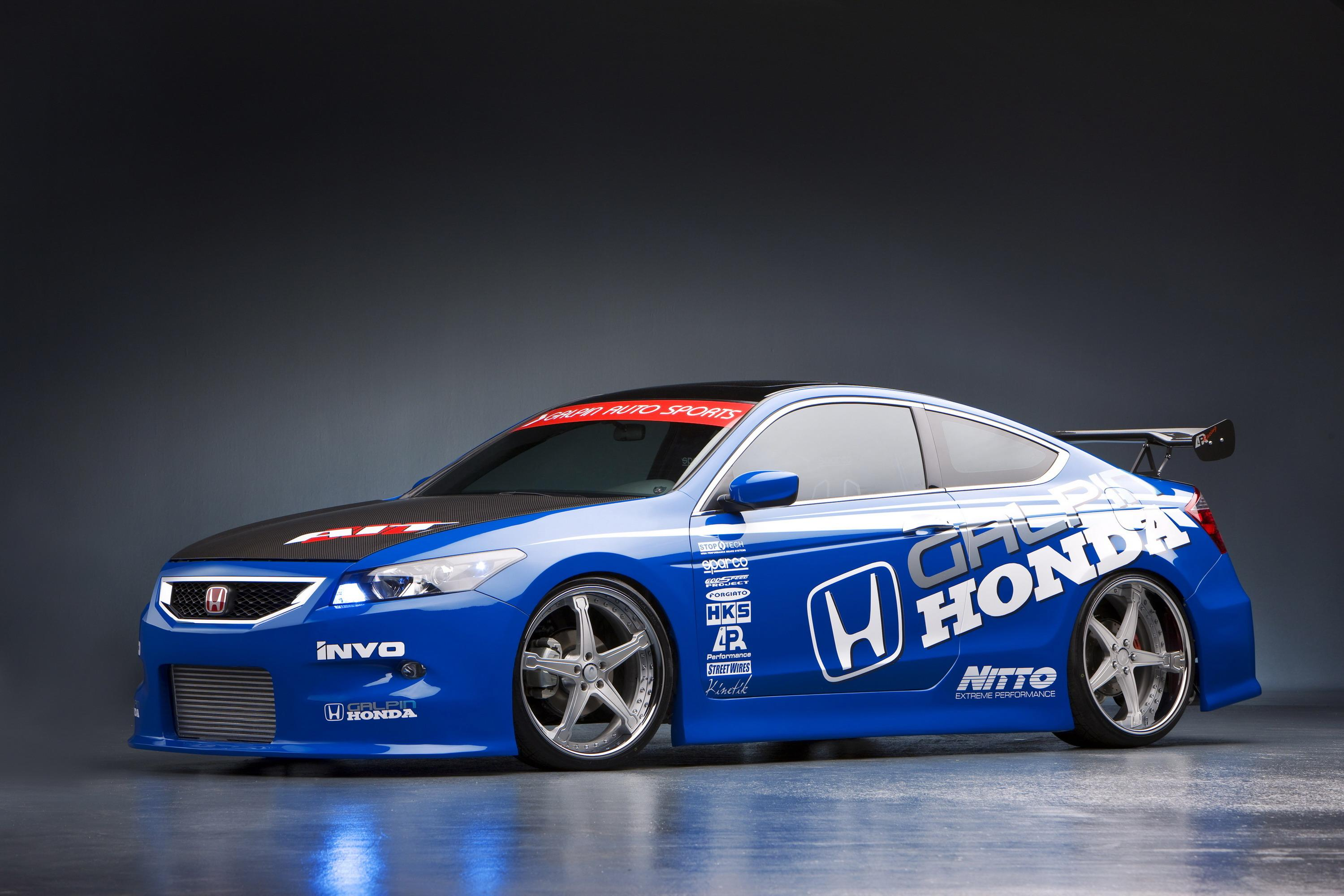2008 Honda Accord Coupe By Galpin | Top Speed. »