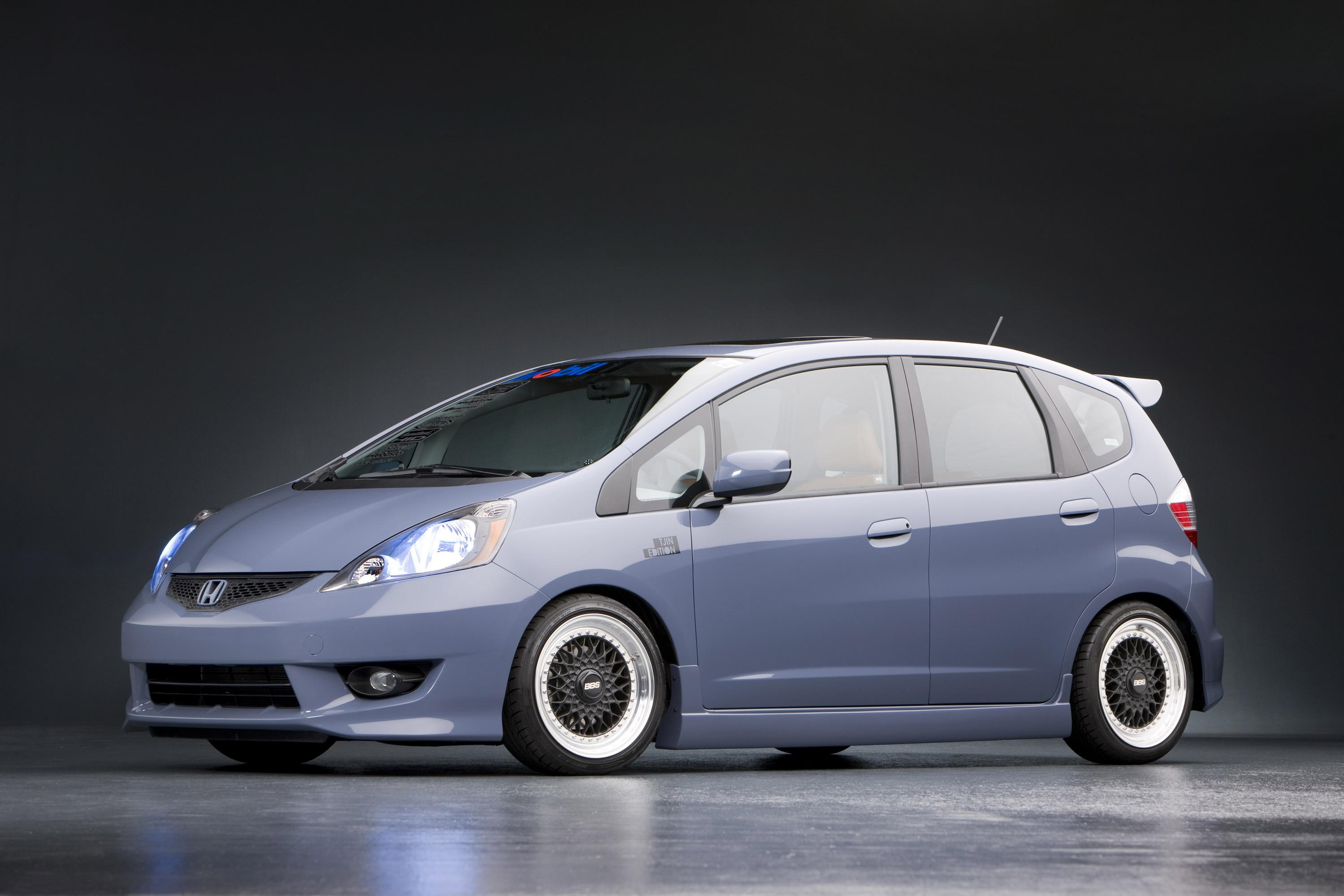 2009 honda fit tjin edition review top speed. Black Bedroom Furniture Sets. Home Design Ideas