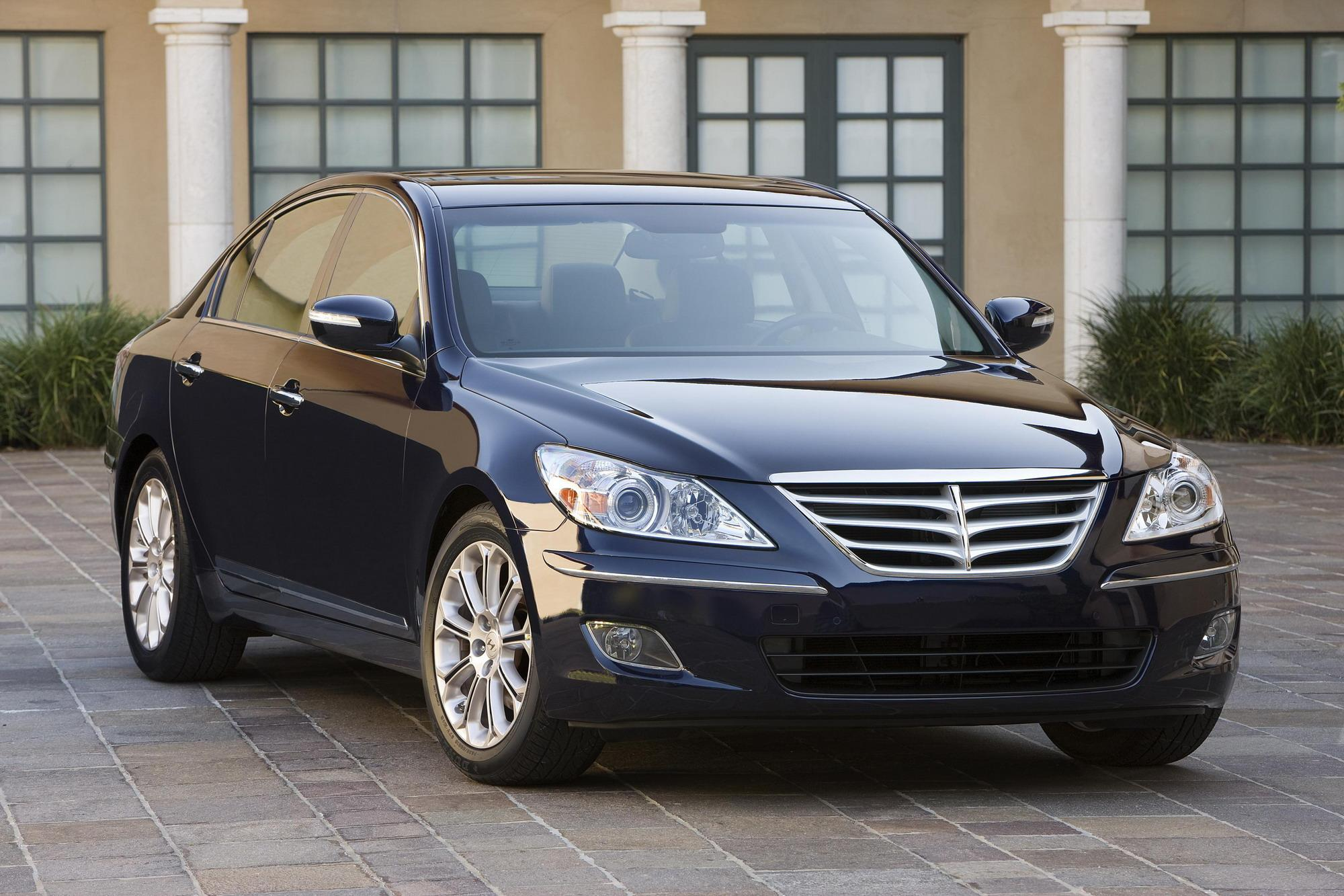 Hyundai Genesis Will Get 8 Speed Automatic Transmission Picture Transmissions Back To Article Photos 1 Download