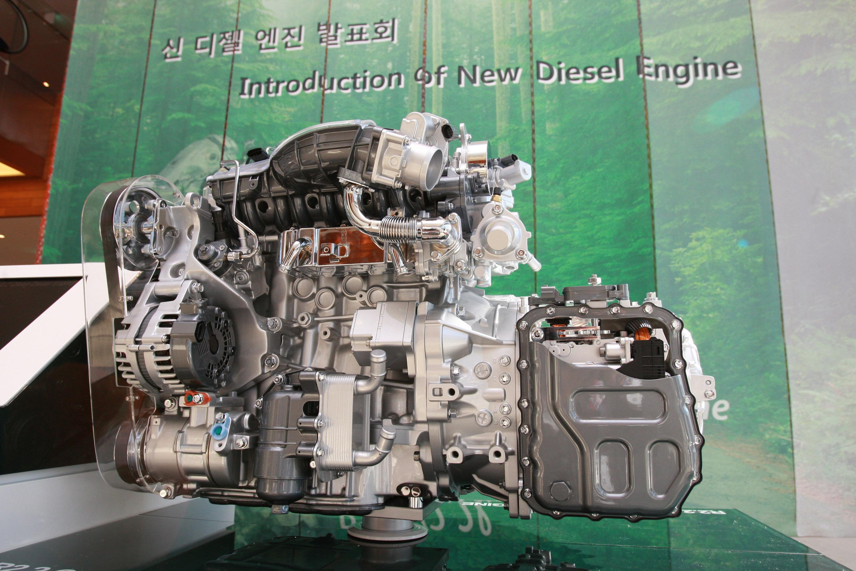 Hyundai Launches New R-Diesel Engine Gallery 271618 | Top Speed