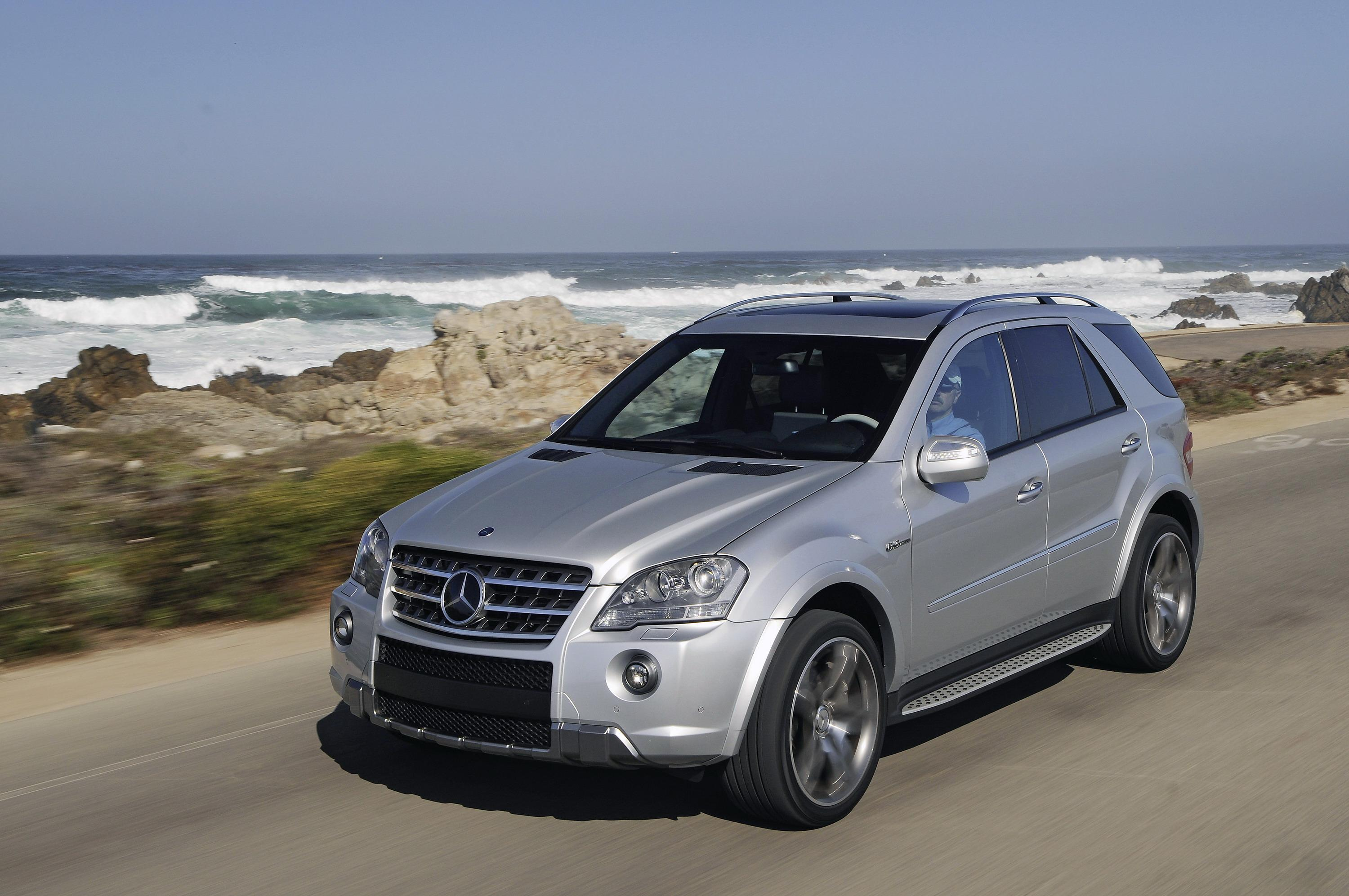 2009 mercedes ml 63 amg 10th anniversary review top speed. Black Bedroom Furniture Sets. Home Design Ideas