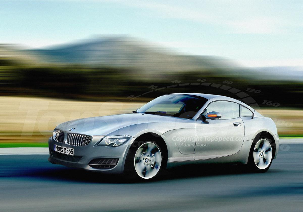 New Bmw Z4 Will Be Revealed In Detroit Top Speed