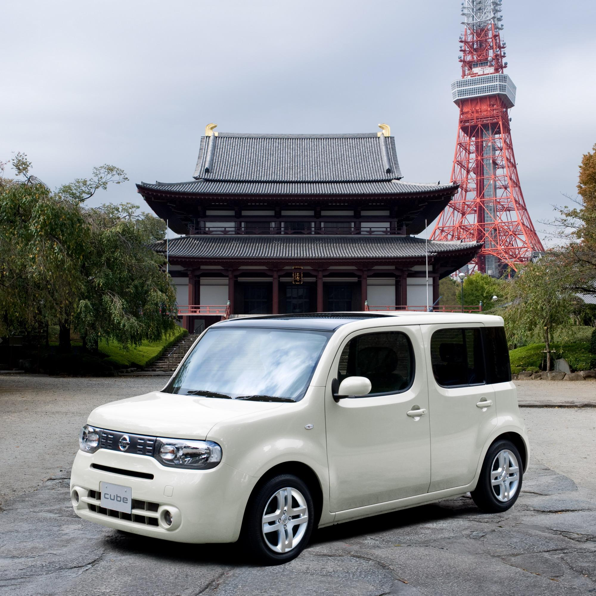 nissan cube transmission slipping