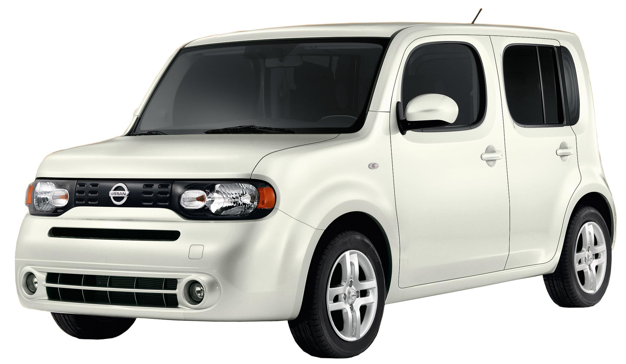 2010 Nissan Cube Top Speed