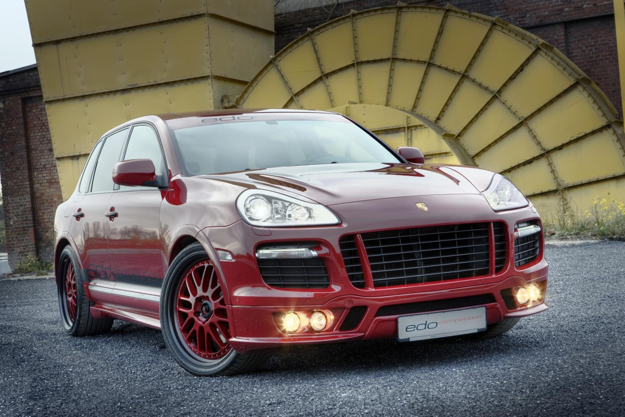 Porsche Cayenne GTS By Edo Competition News - Gallery - Top Speed