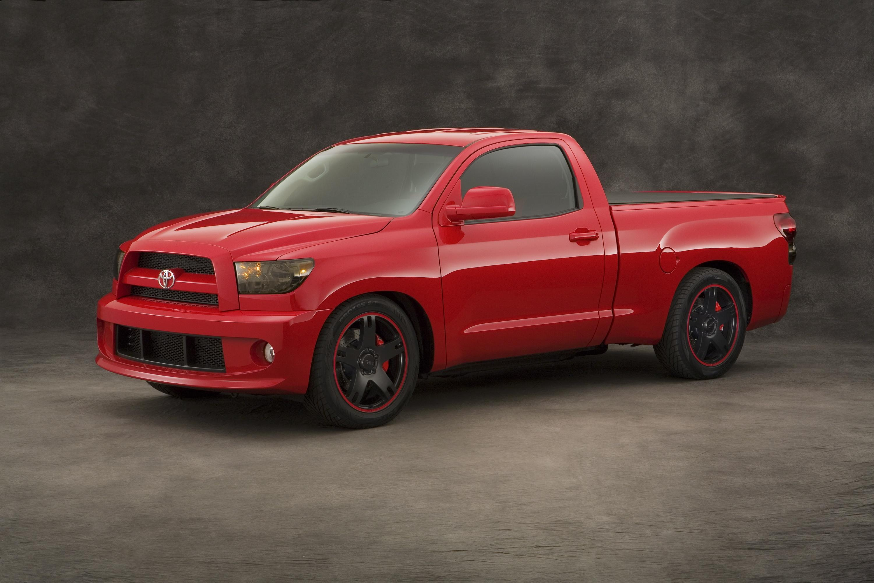 Toyota Tundra Supercharger >> 2008 Toyota TRD Tundra Street Concept | Top Speed