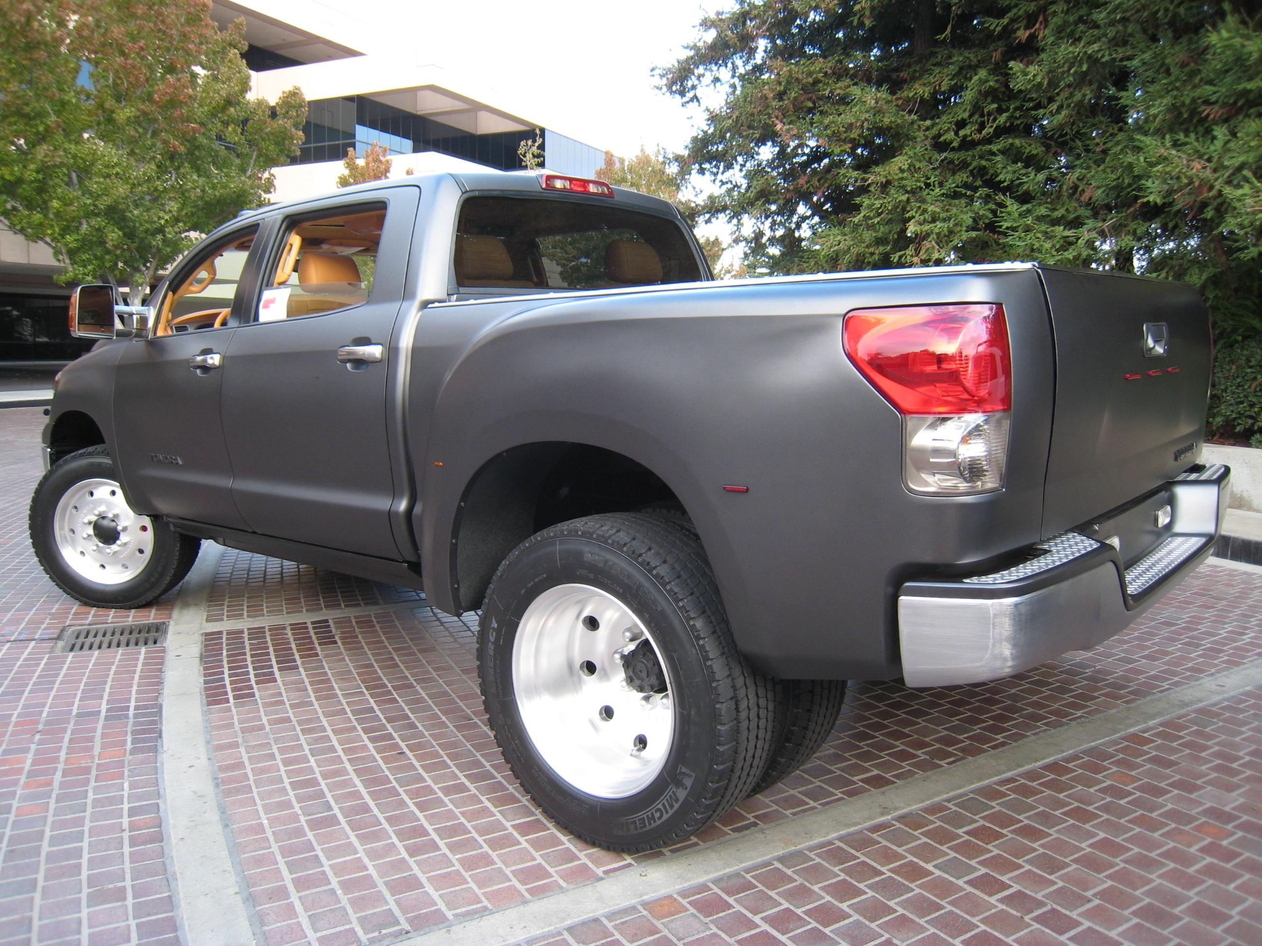 Toyota Diesel Truck >> 2008 Toyota Tundra Dually | Top Speed