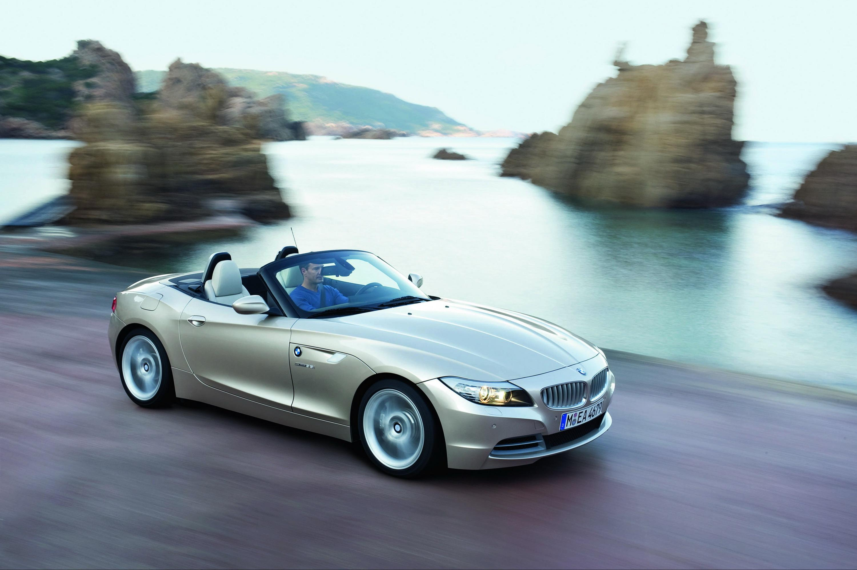 2009 Bmw Z4 Roadster Top Speed