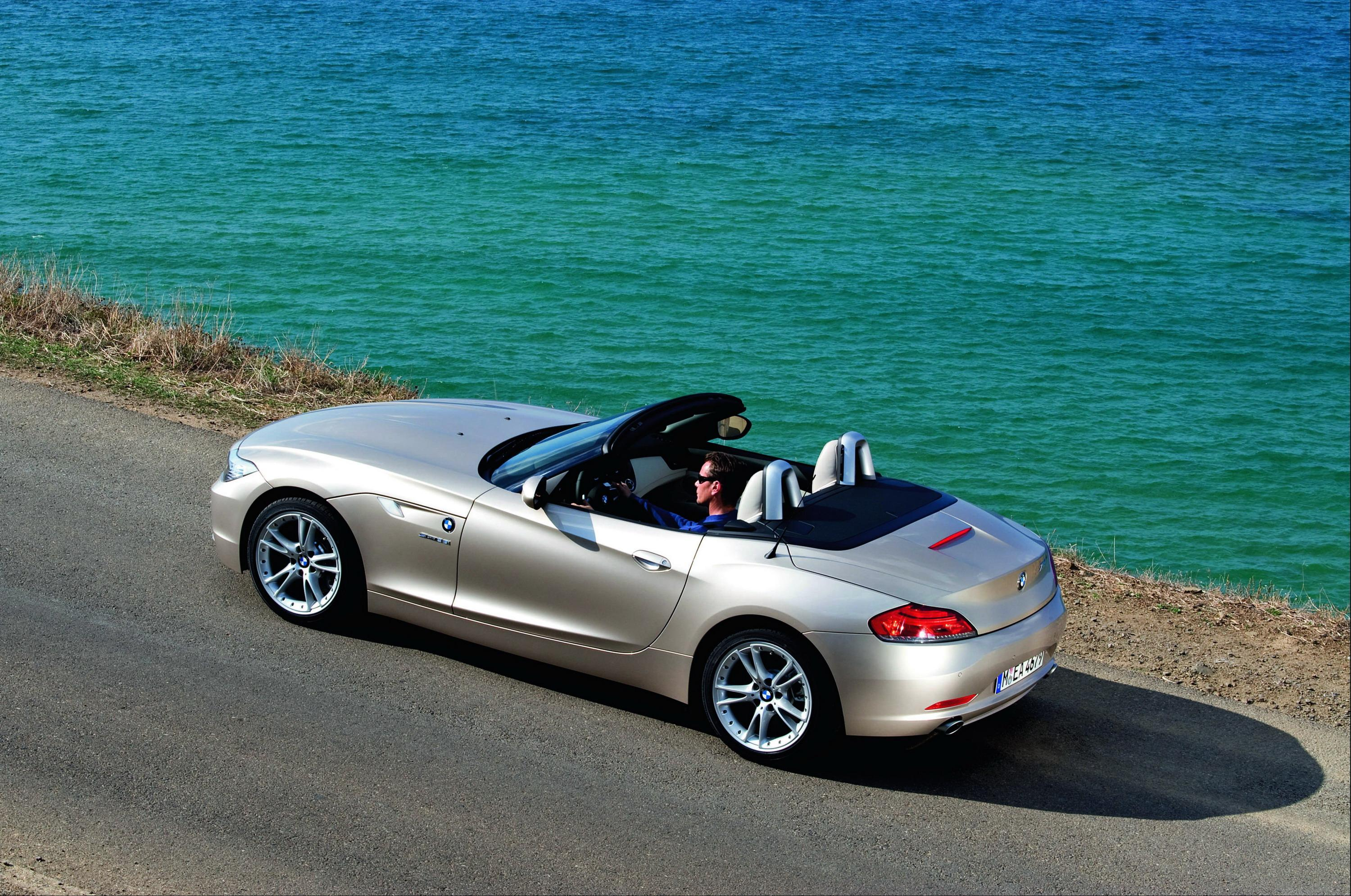 2009 Bmw Z4 Roadster Gallery 277269 Top Speed