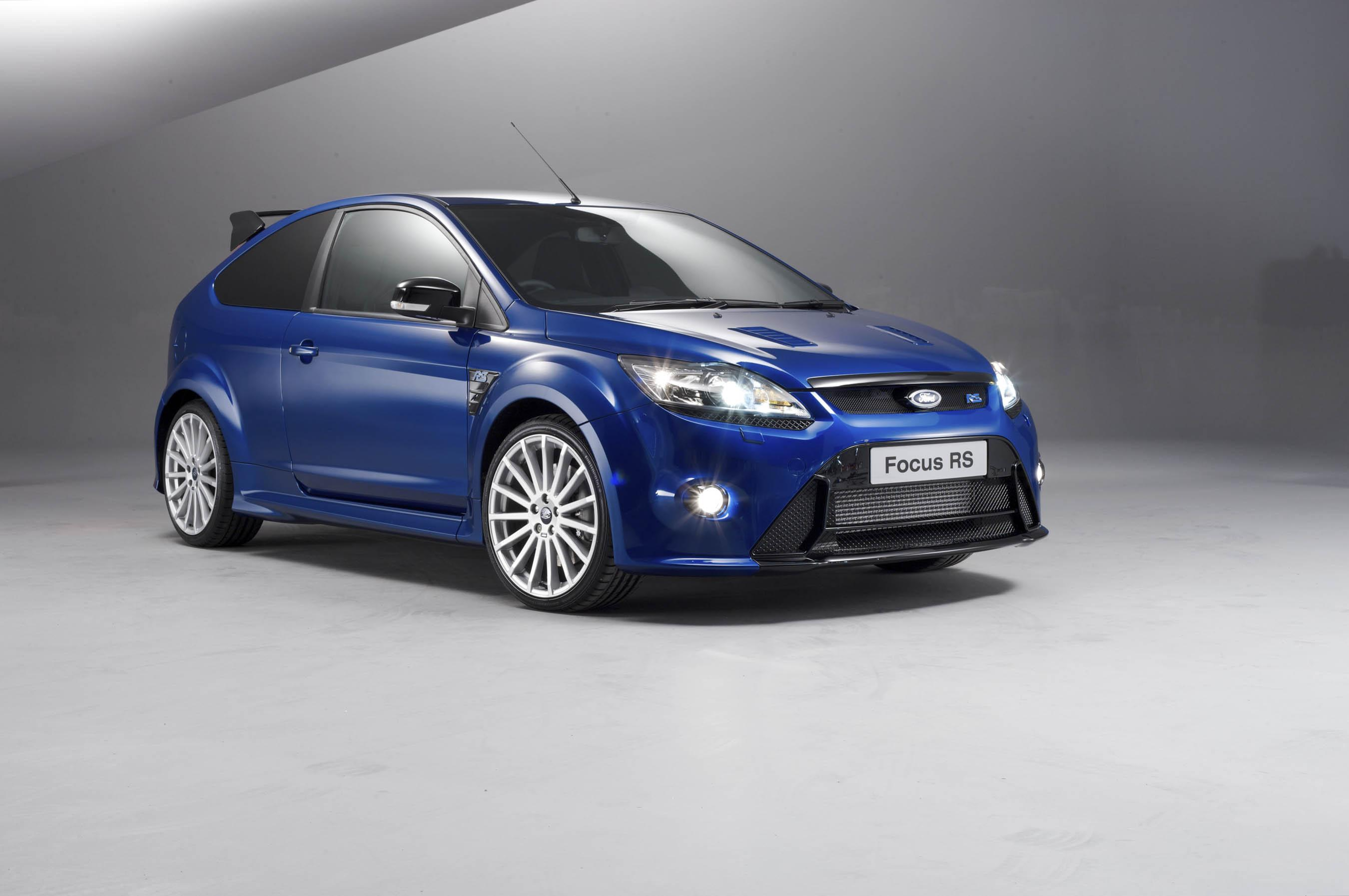 2009 Ford Focus RS | Top Speed. »