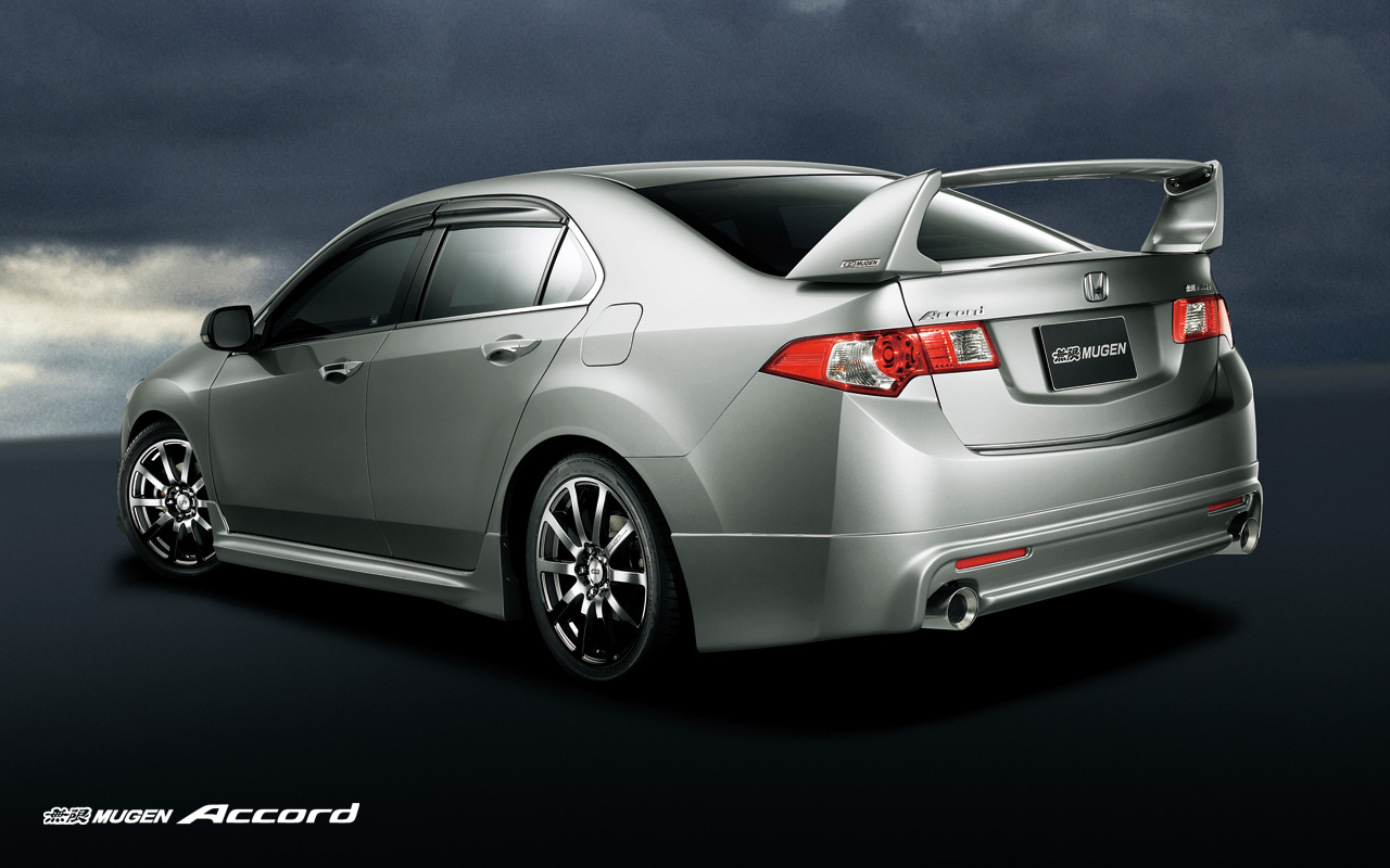 2009 Honda Accord Acura Tsx By Mugen Top Speed