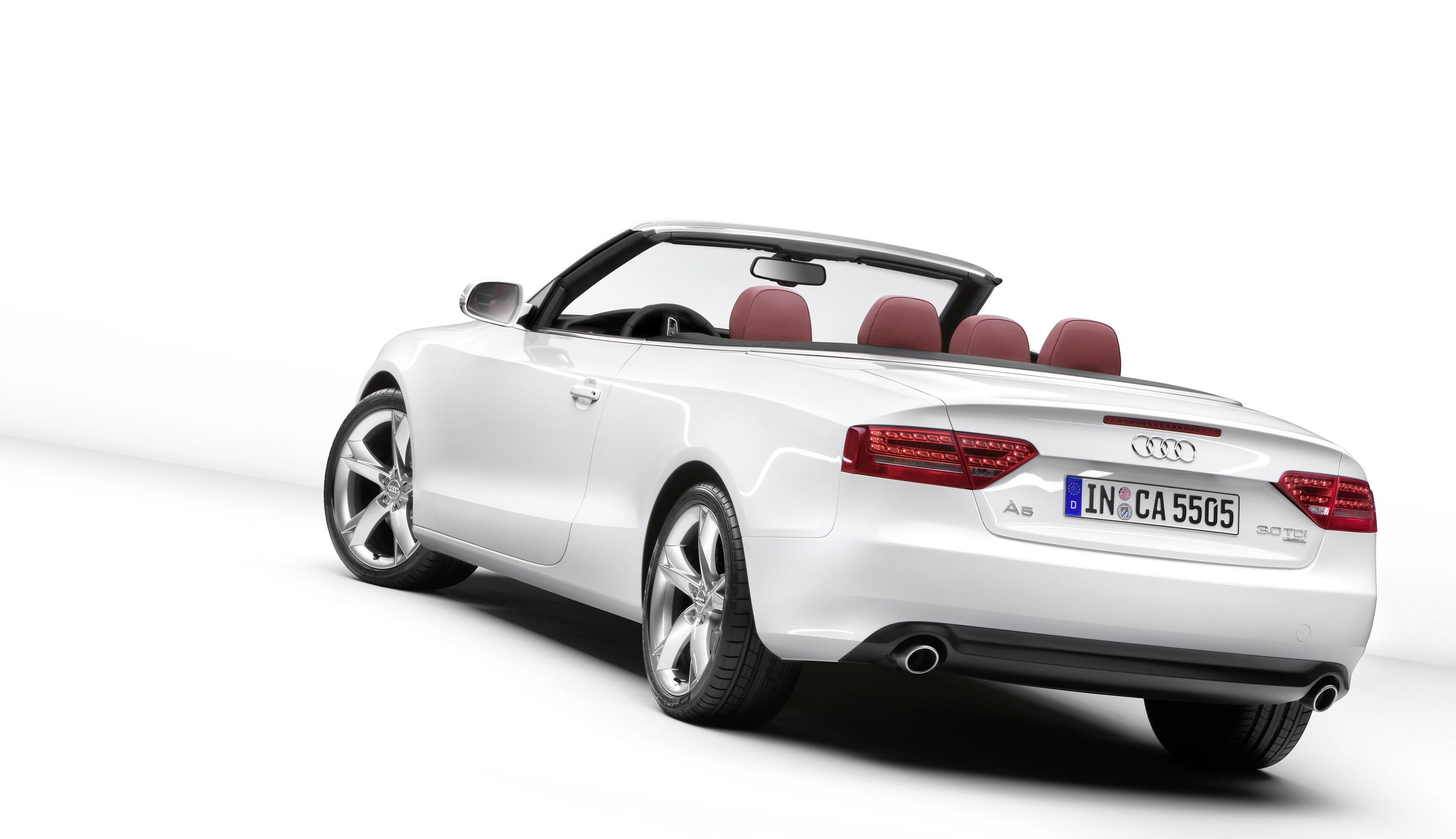 2009 audi a5 s5 convertible gallery 275983 top speed. Black Bedroom Furniture Sets. Home Design Ideas
