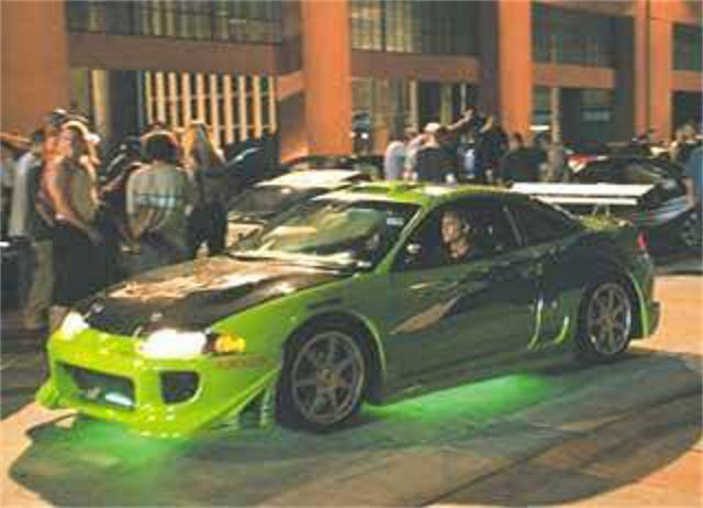 ebay find: mitsubishi eclipse from the fast and the furious | top speed