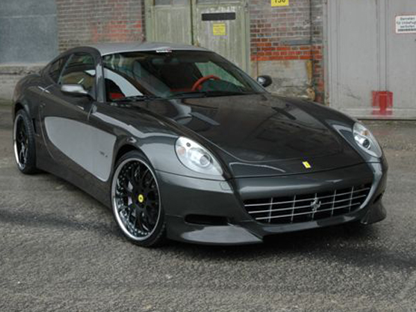 How Much Is A Car Paint Job >> Ferrari 612 Scaglietti By Imola Racing | Top Speed