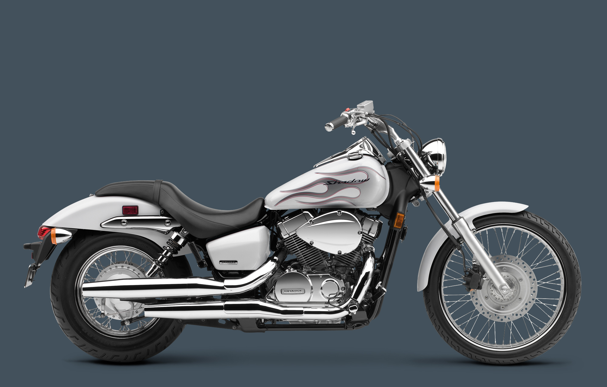 2009 Honda Shadow Spirit 750 C2 | Top Speed