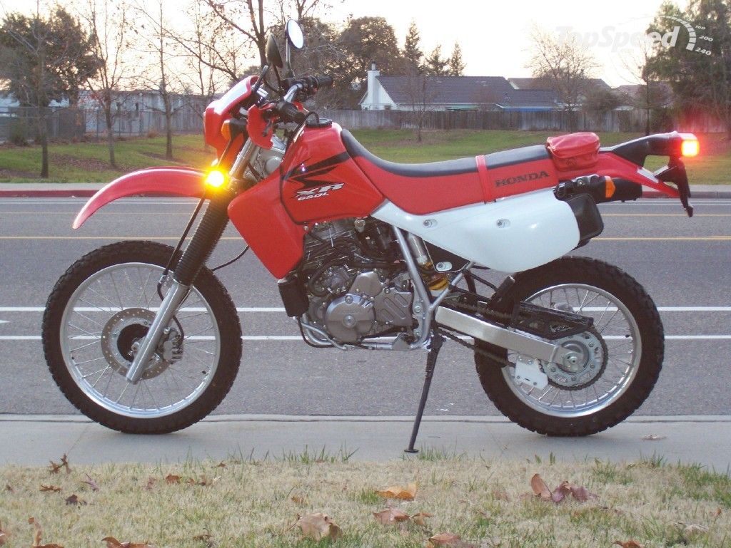 2009 Honda XR650L - Picture 277479   motorcycle review @ Top Speed
