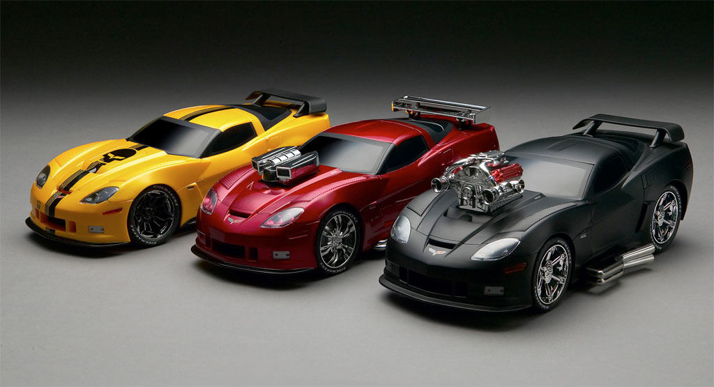 Holiday Gift Ridemakerz C6r And C6rs Corvette Top Speed