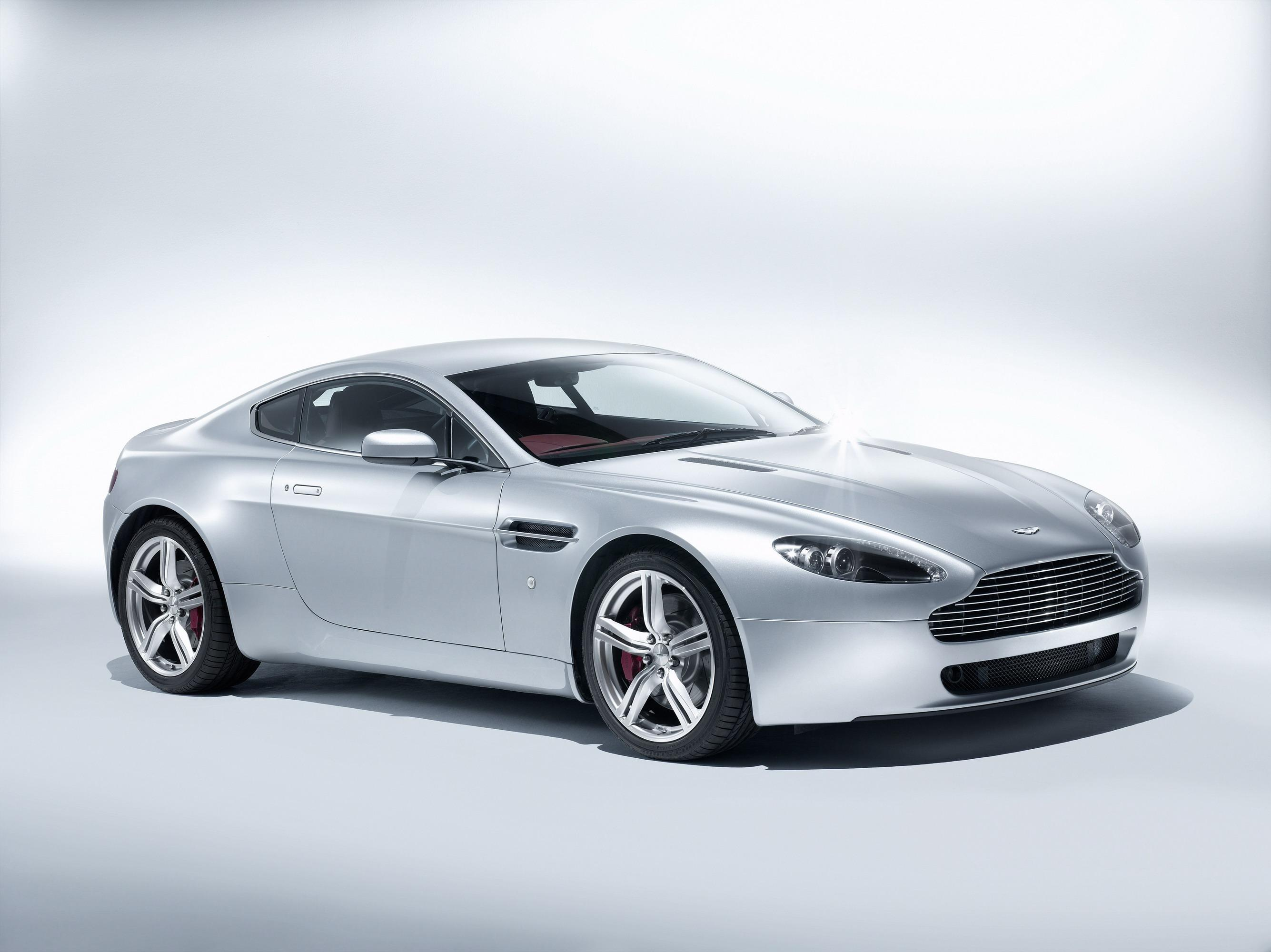 Aston Martin V8 Vantage Upgrade The Old To New Top Speed
