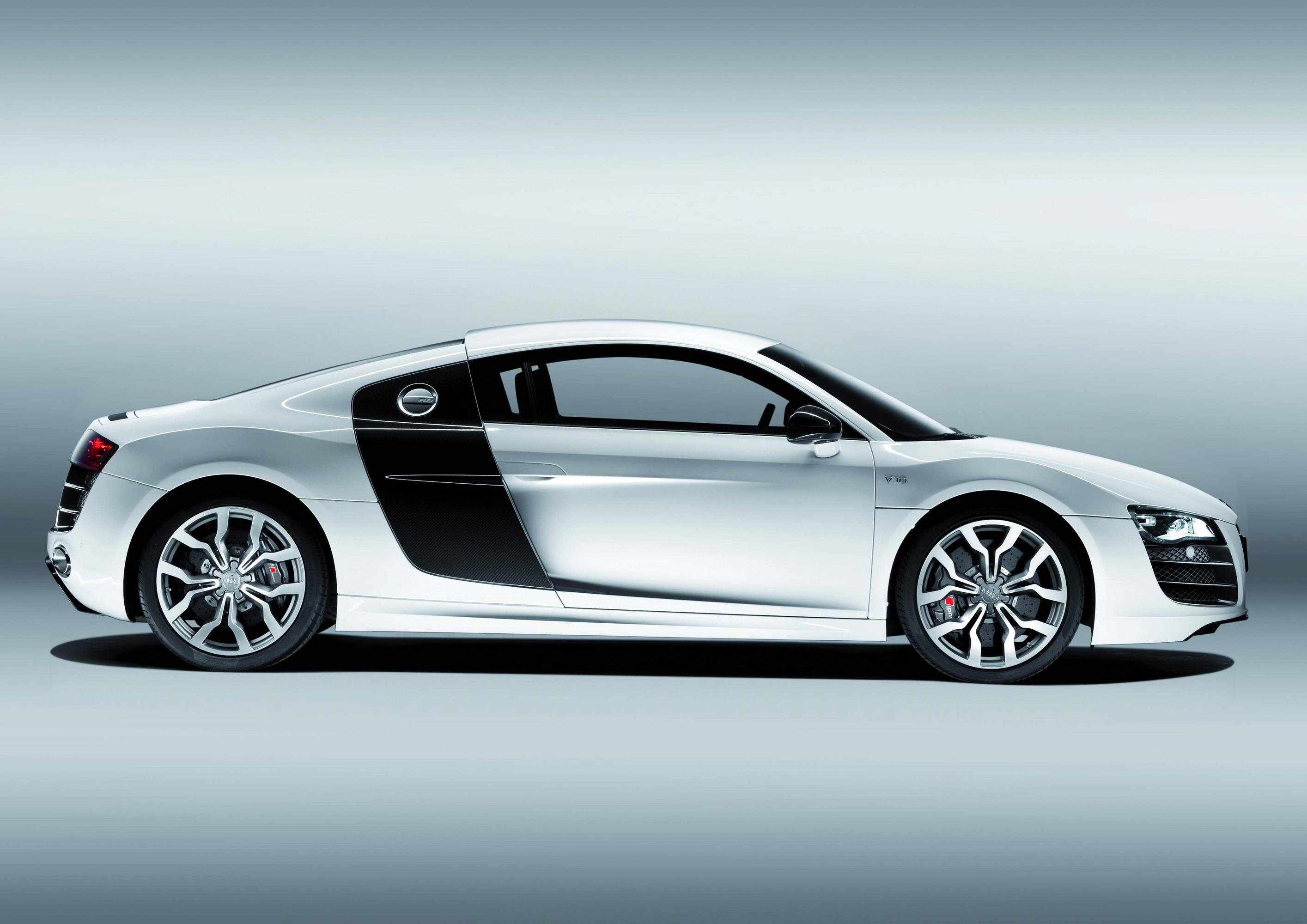 2010 audi r8 v10 5.2 fsi review - top speed