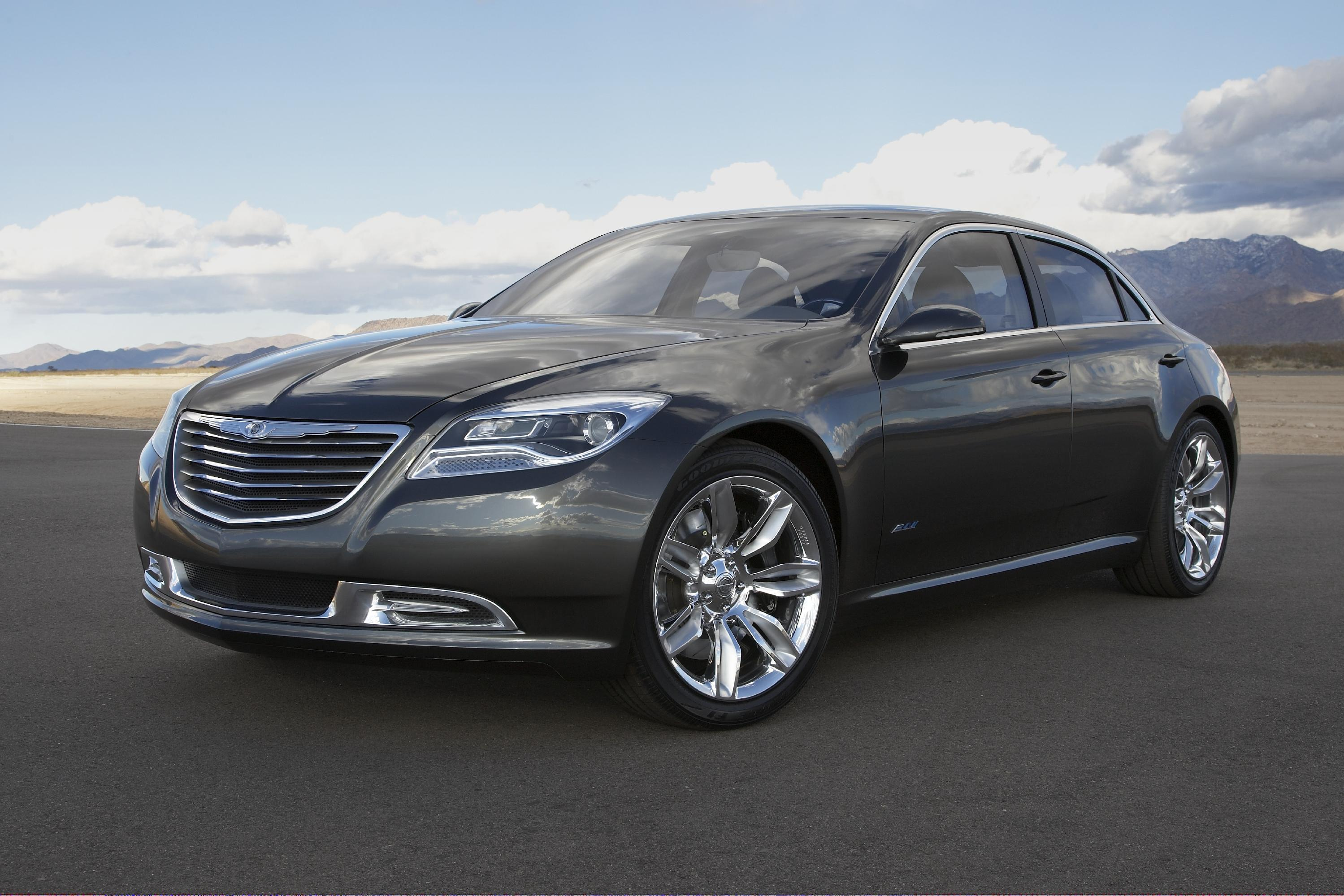 Chrysler Firepower Concept  pictures information