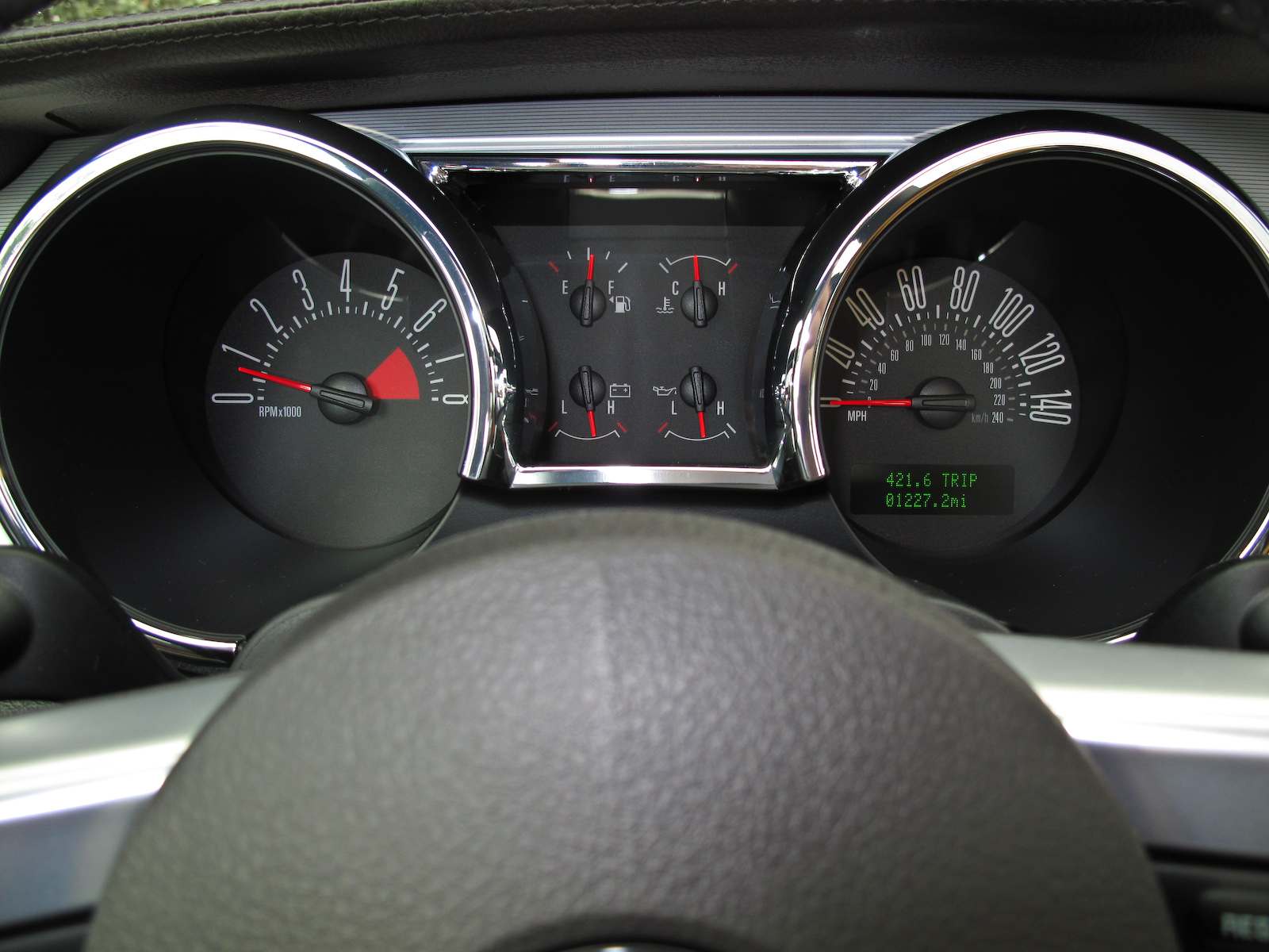 2009 Ford Mustang GT | Top Speed