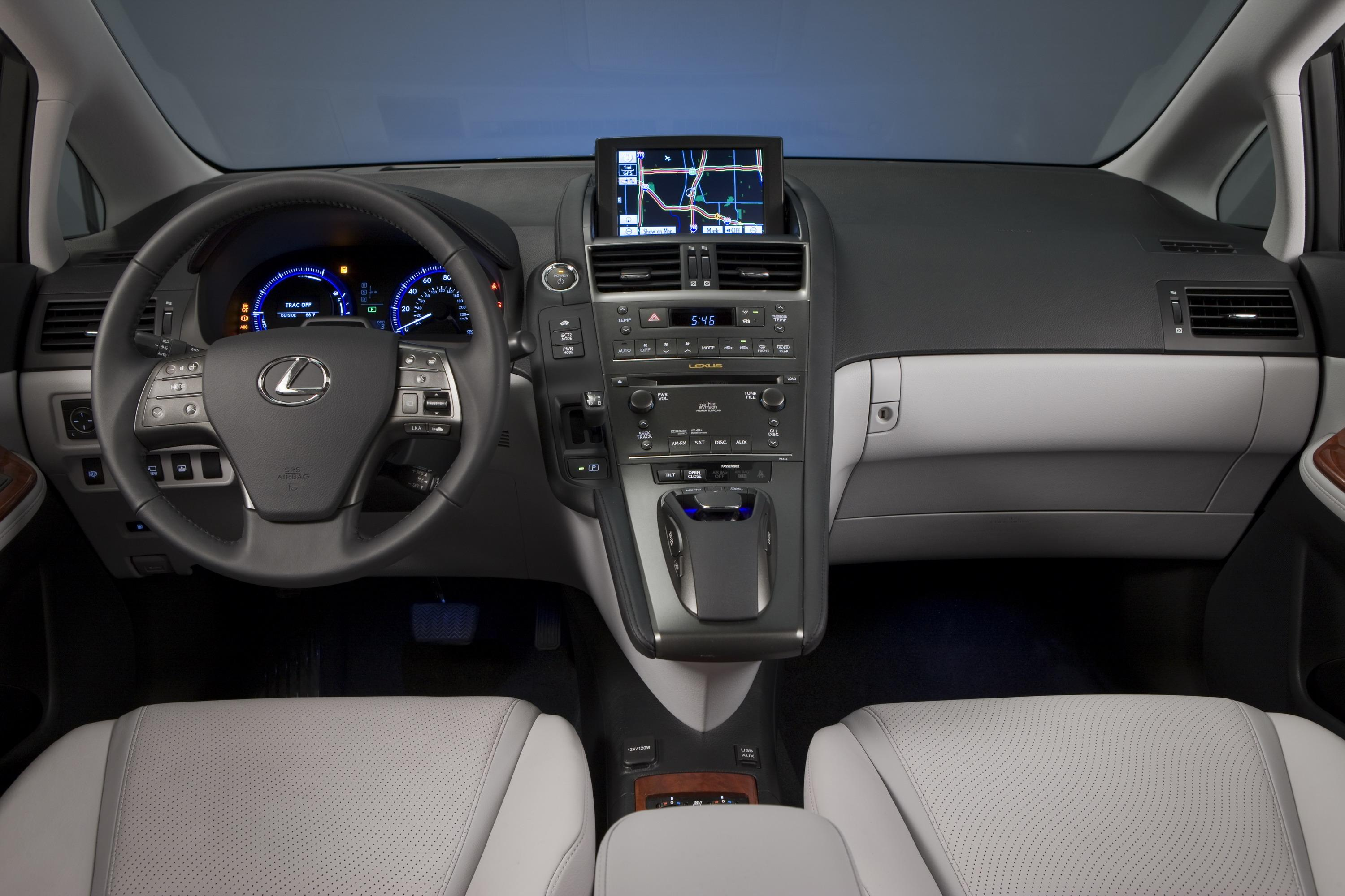 2010 Lexus HS 250h | Top Speed. »