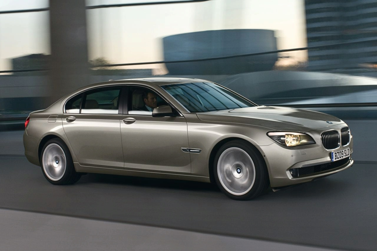 2009 BMW 730Ld Review - Gallery - Top Speed