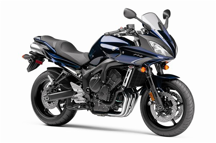 2009 Yamaha FZ6 | Top Speed