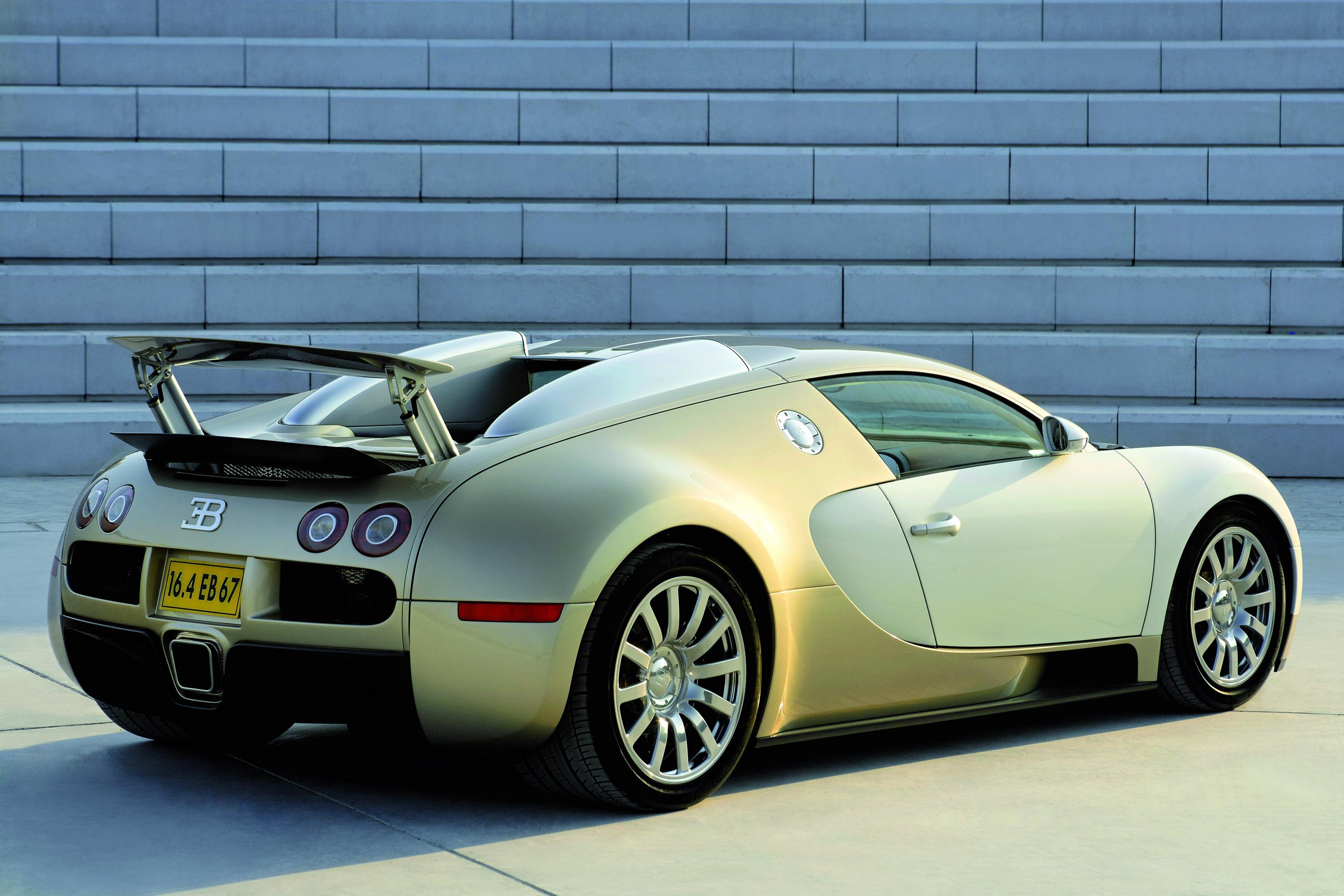 How fast does a bugatti go from 0 to 60