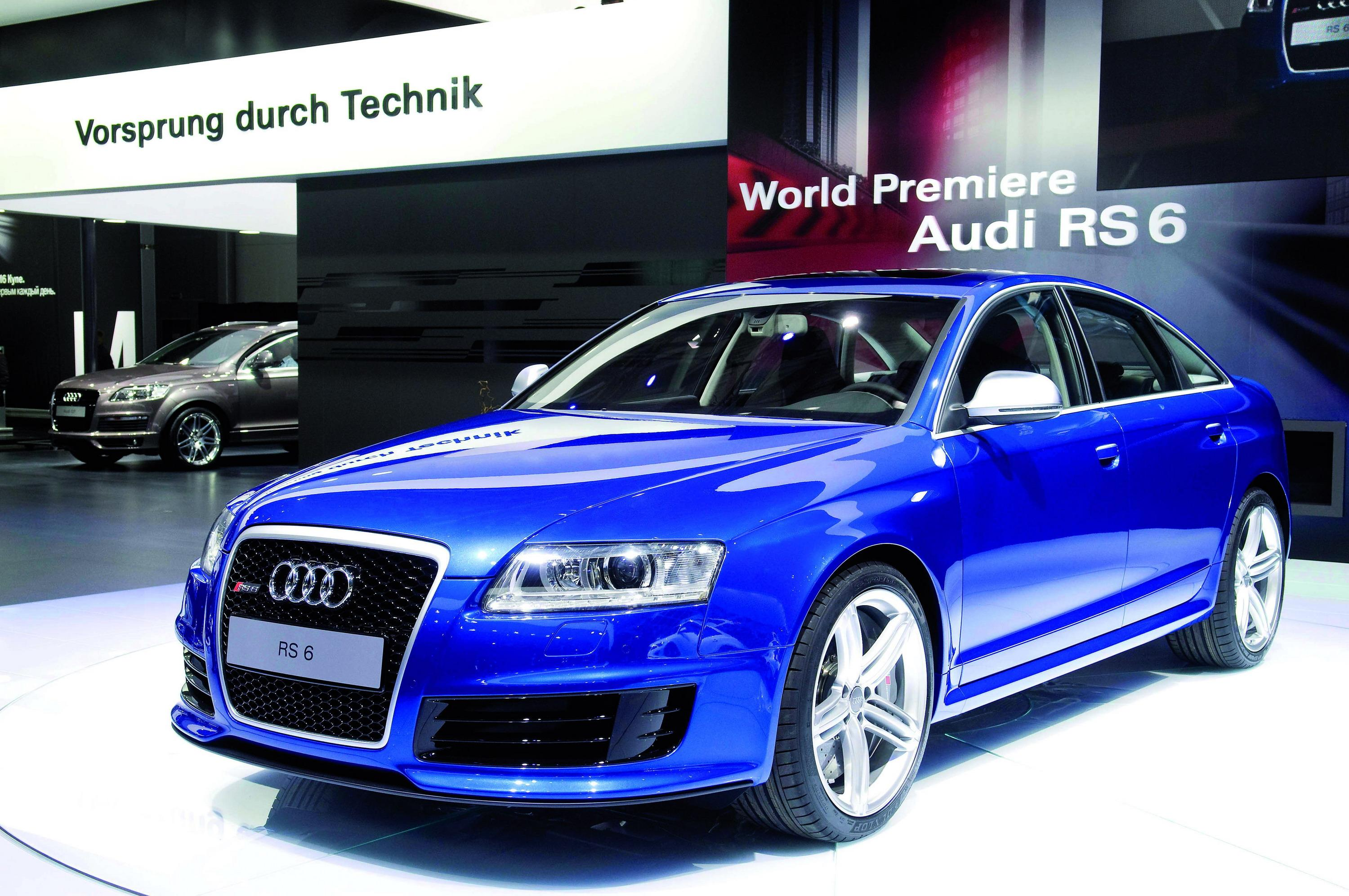 Kekurangan Audi Rs6 2009 Review