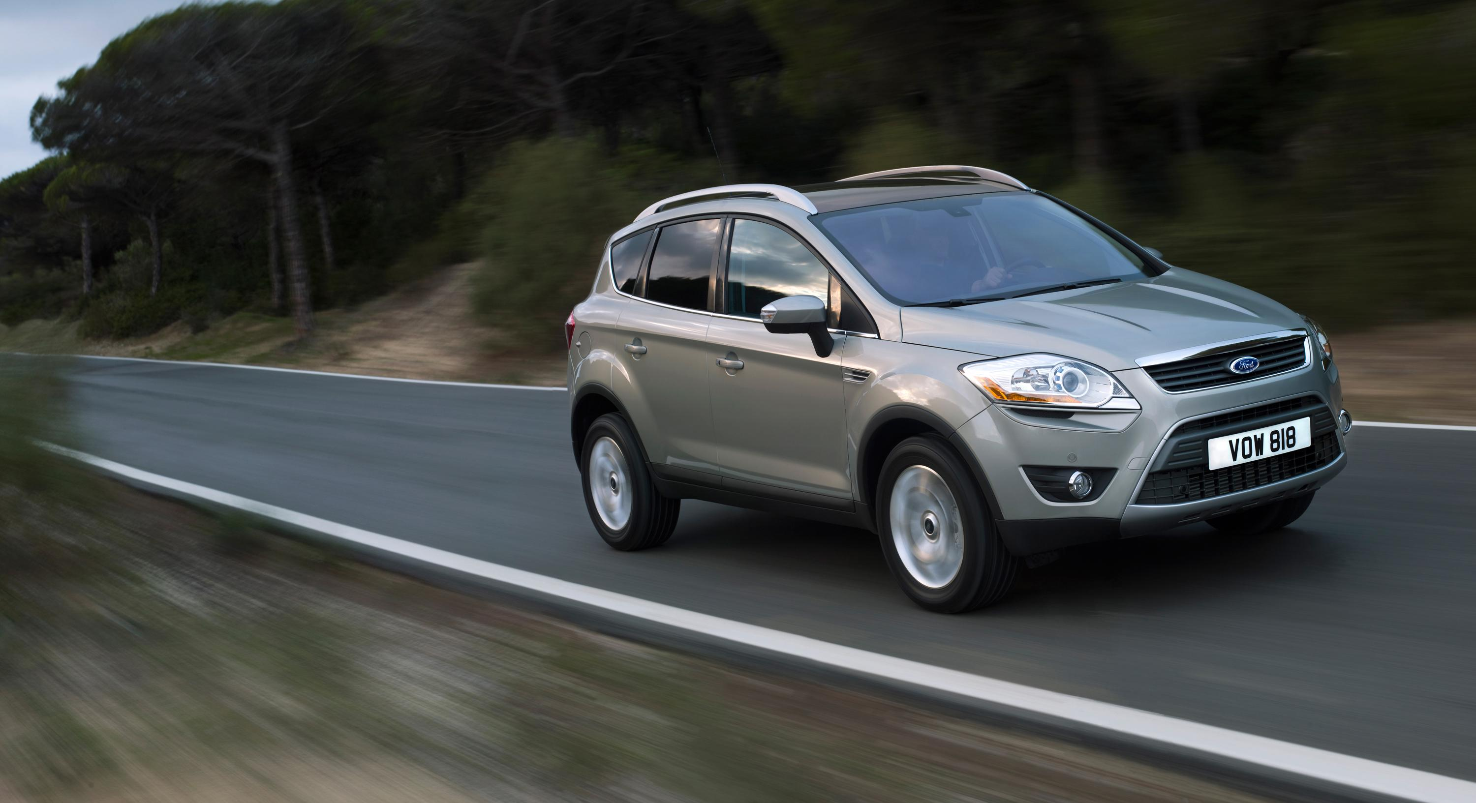 Ford Kuga Review Top Speed