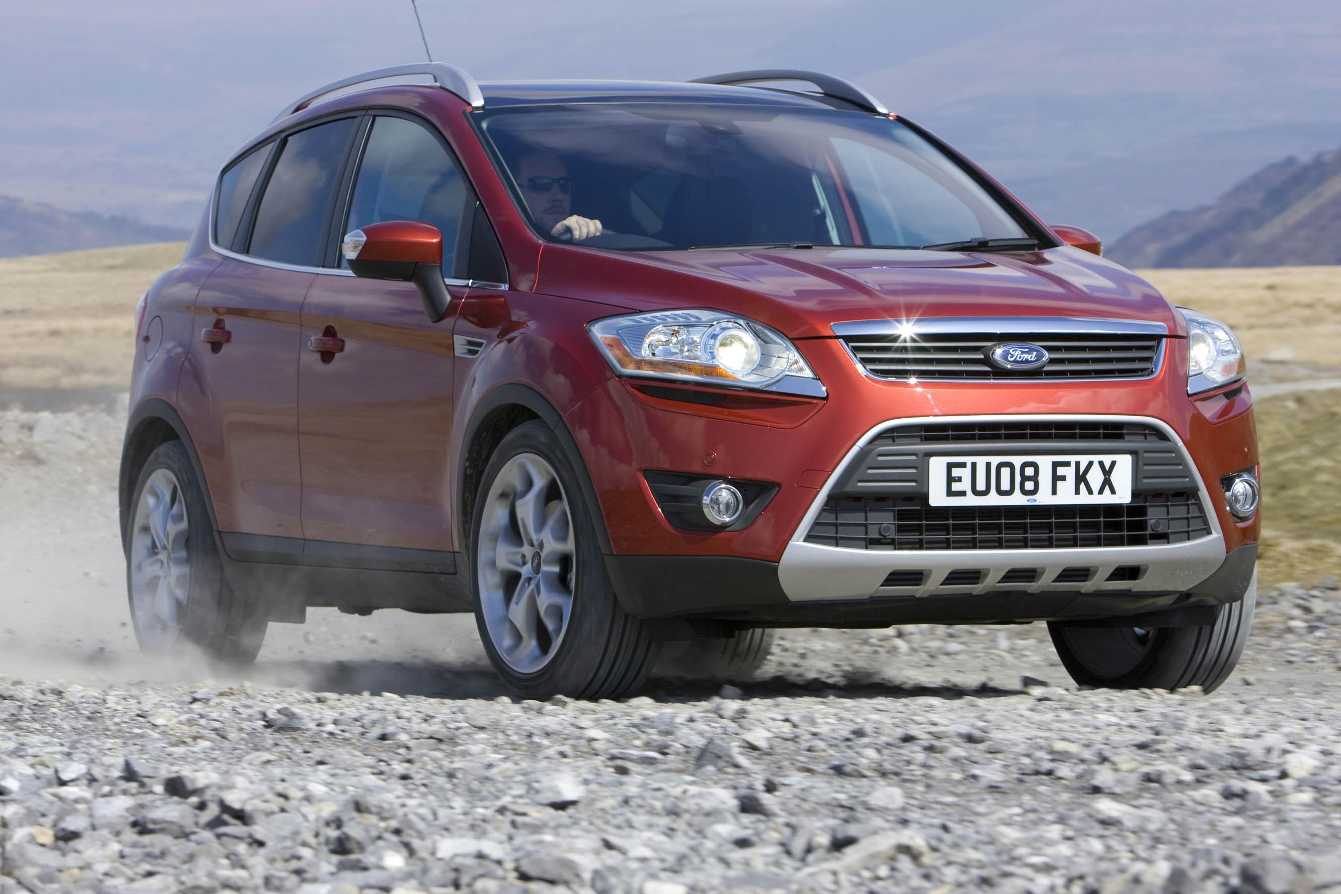 2009 ford kuga review top speed publicscrutiny Choice Image