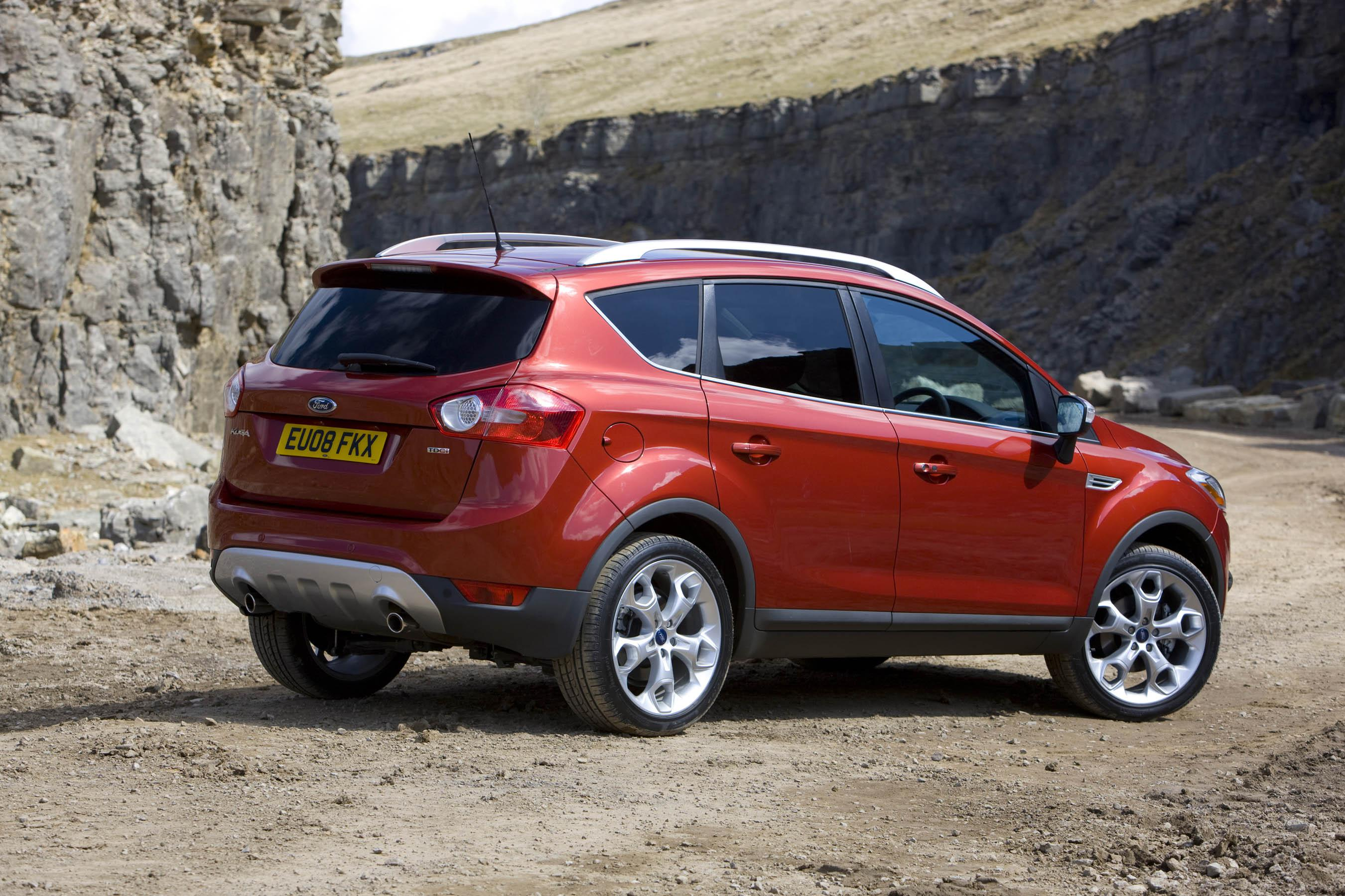 2009 ford kuga review top speed. Black Bedroom Furniture Sets. Home Design Ideas