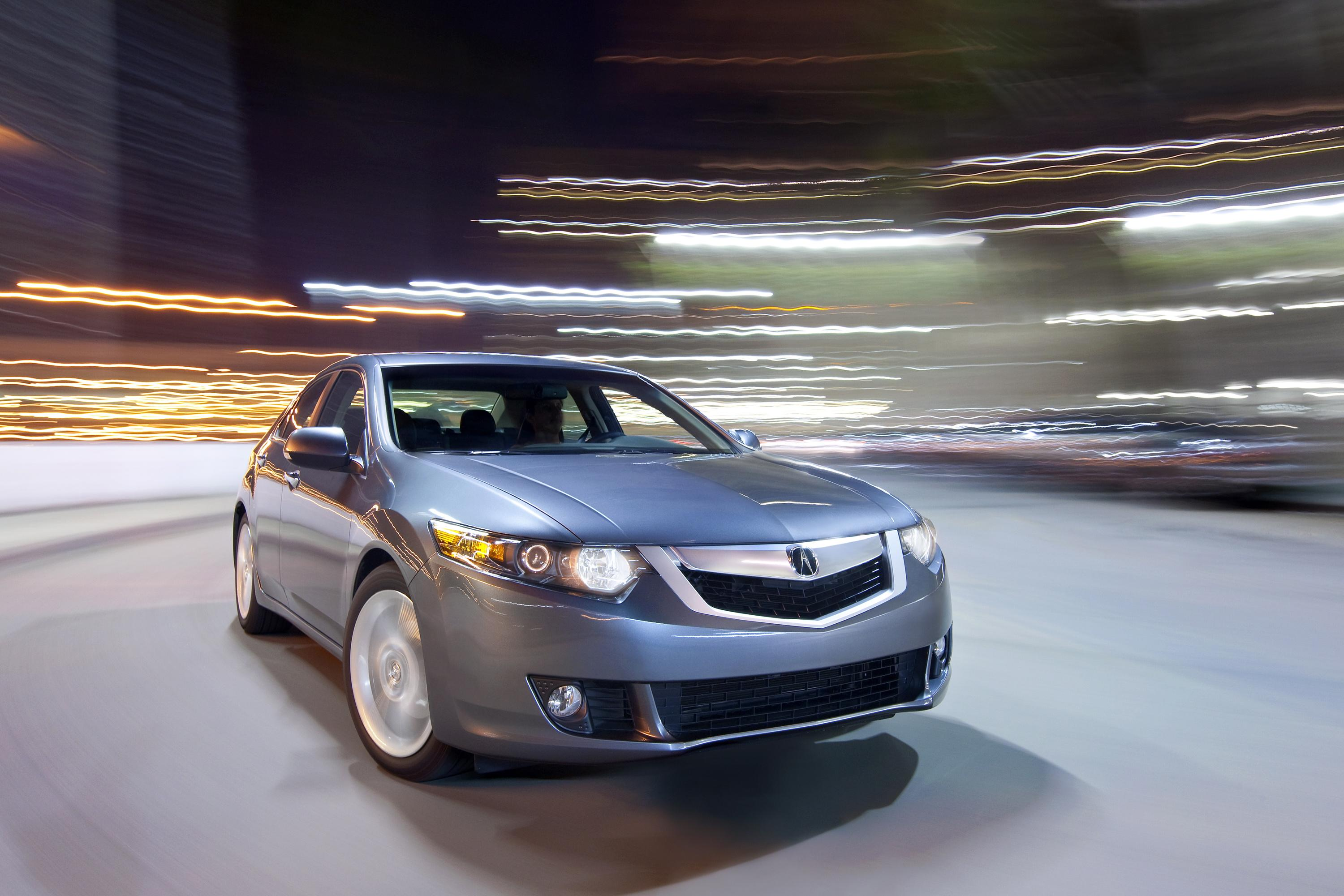 2010 Acura TSX V6 Review - Top Speed