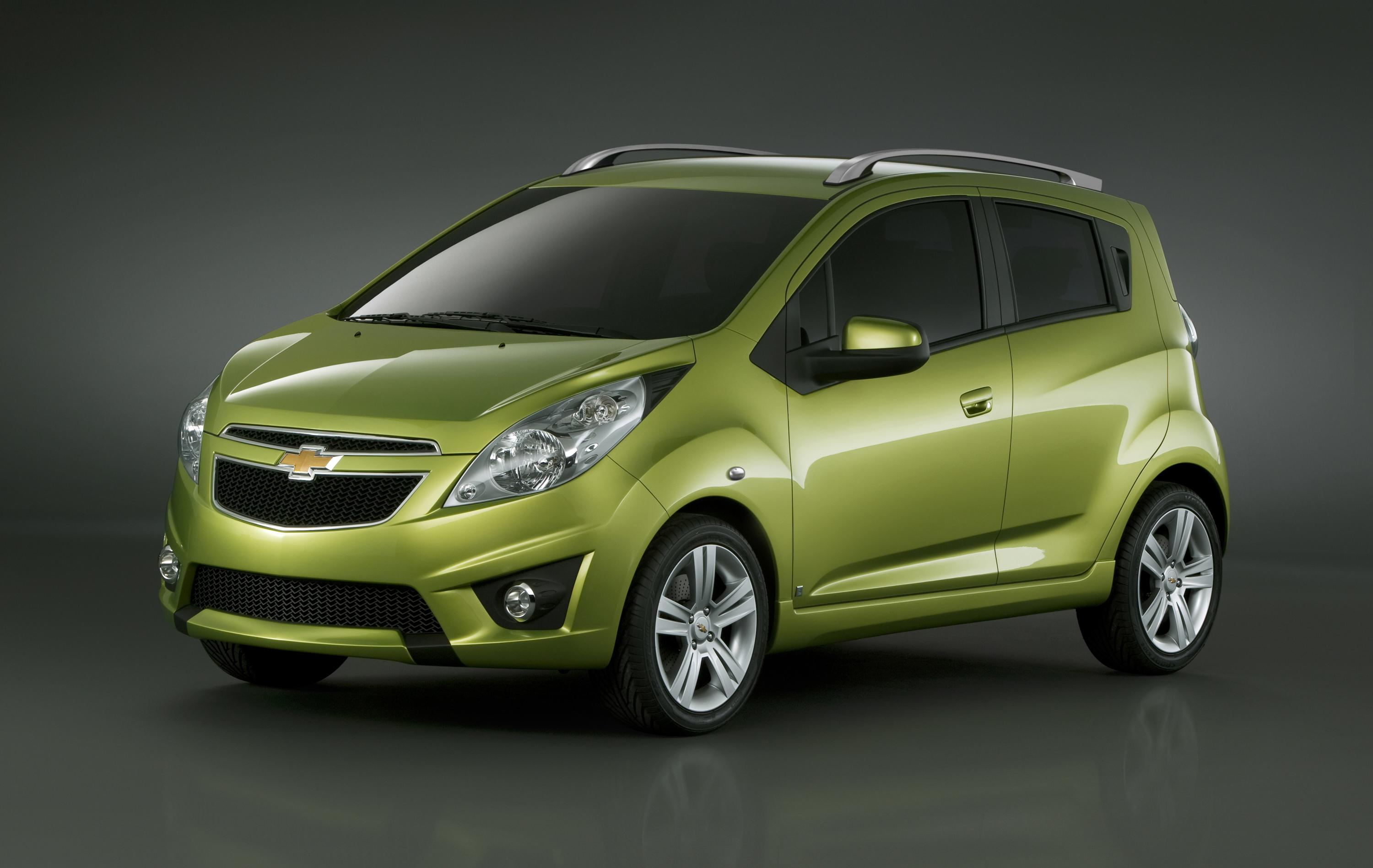 Chevrolet has revealed the spark ahead of the geneva motor show if the car looks familiar that s because this is the production ready version of the chevy
