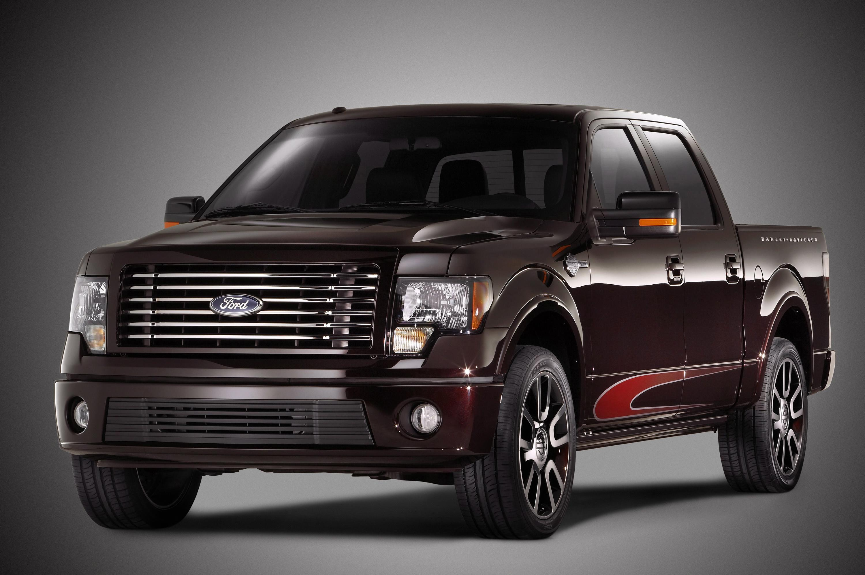 Show Low Ford >> 2010 Ford Harley-Davidson F-150 | Top Speed