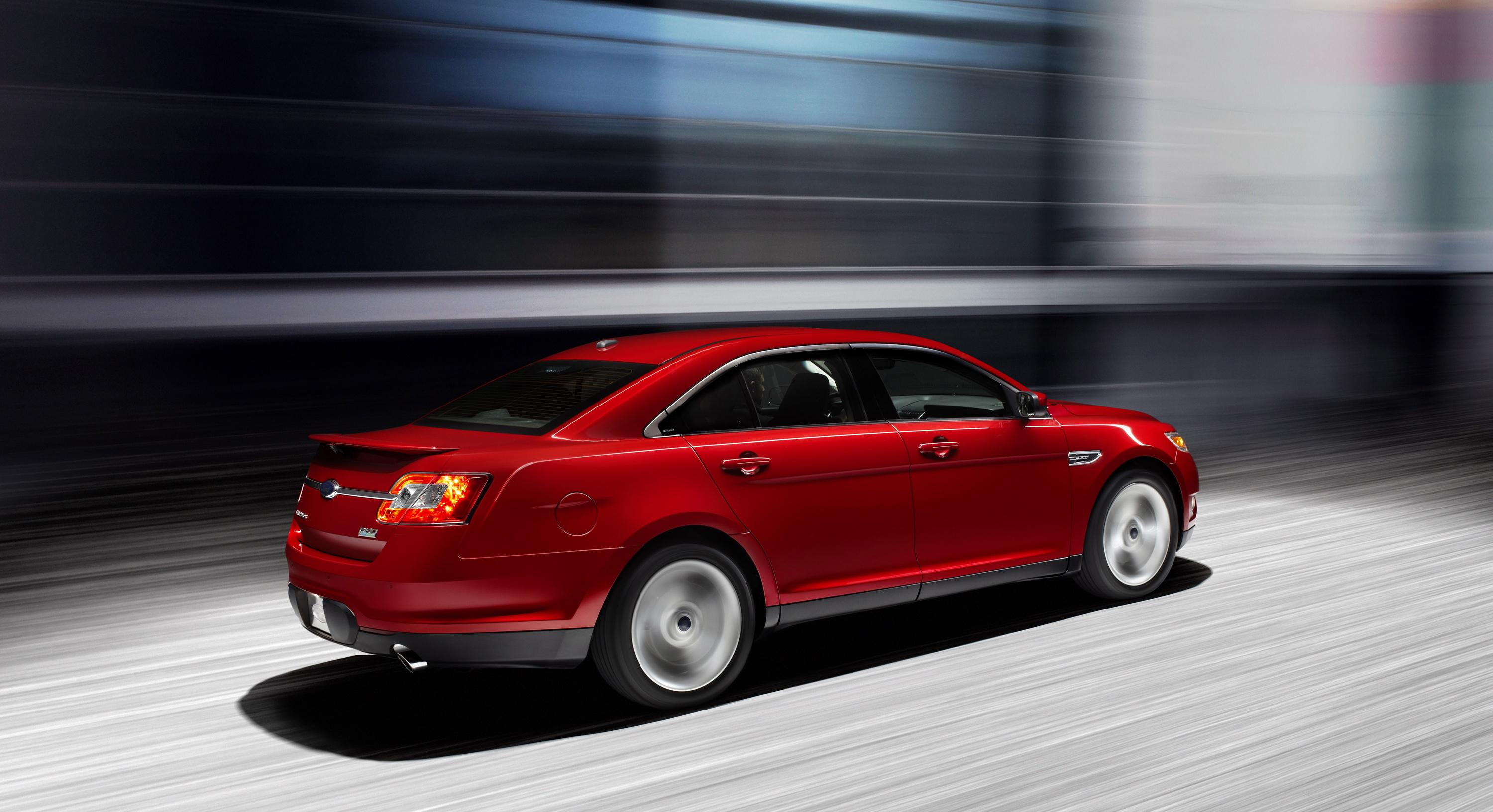 2010 Ford Taurus SHO | Top Speed. »