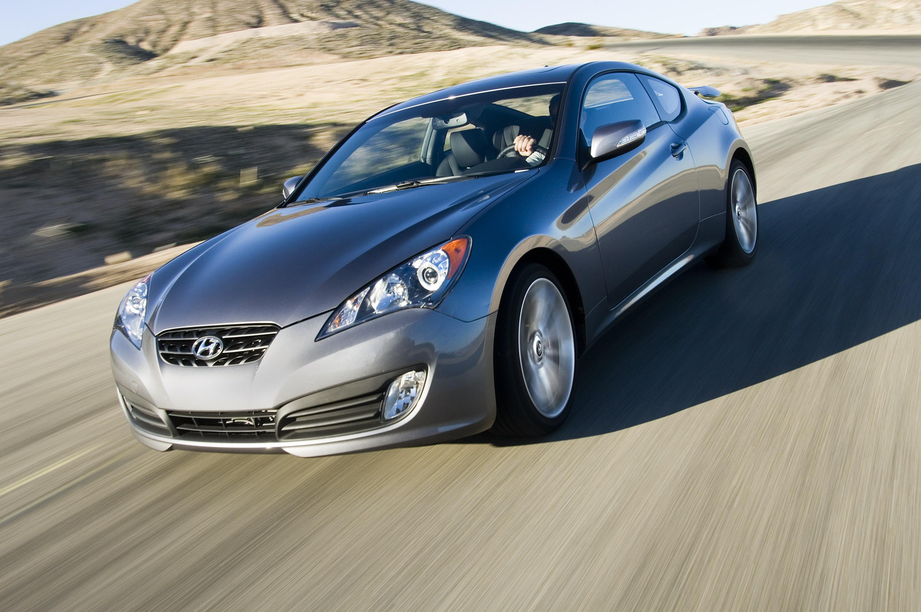 2010 Hyundai Genesis Coupe R Spec Review Top Speed