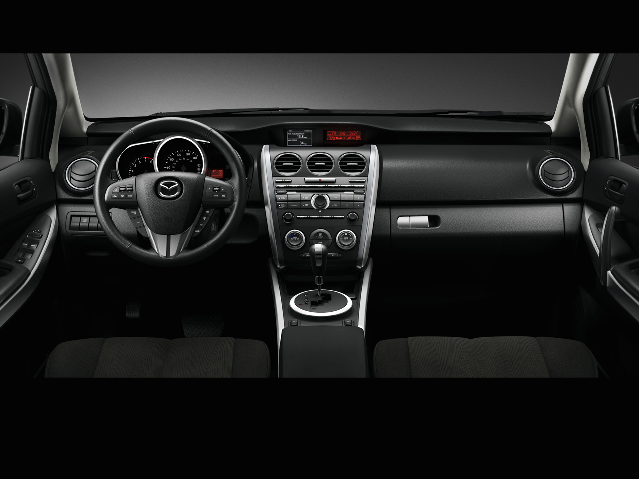 2010 mazda cx-7 review - top speed