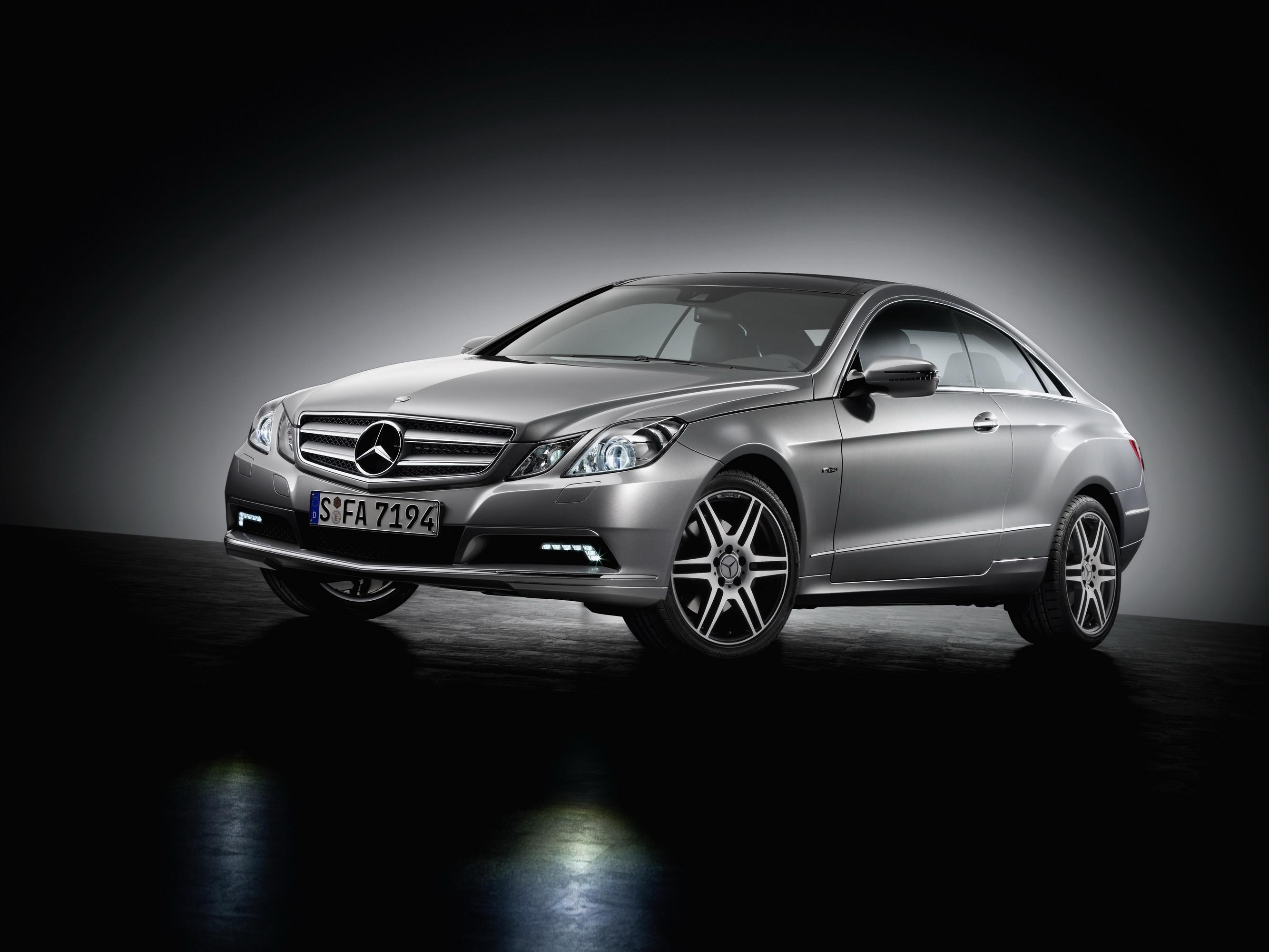 Mercedes-Benz E-Class: Setting the airflow