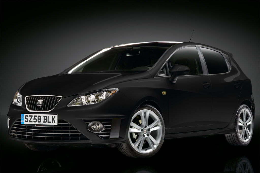 2010 seat ibiza black top speed. Black Bedroom Furniture Sets. Home Design Ideas