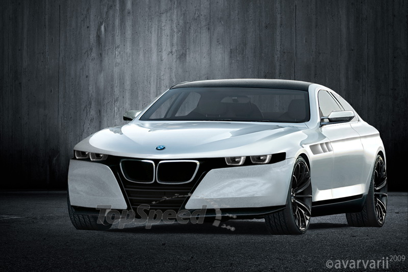 Bmw Z10 Ed Rendering News Top Speed