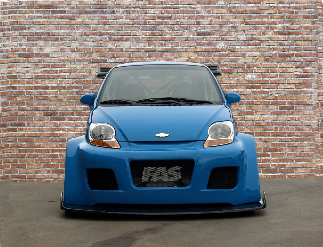 Chevrolet Matiz By Fas Top Speed