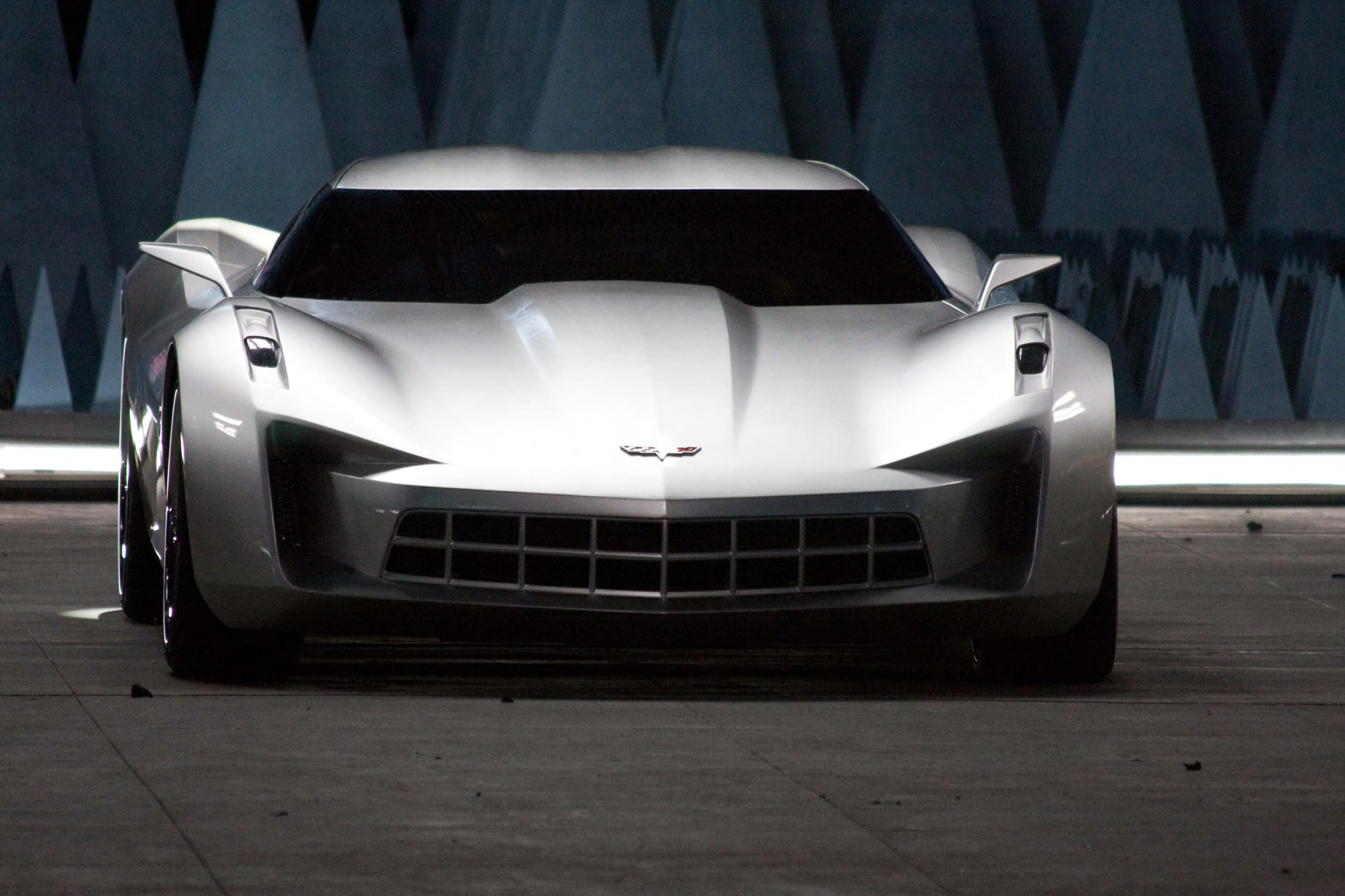 2009 Chevrolet Stingray Concept Review Top Speed