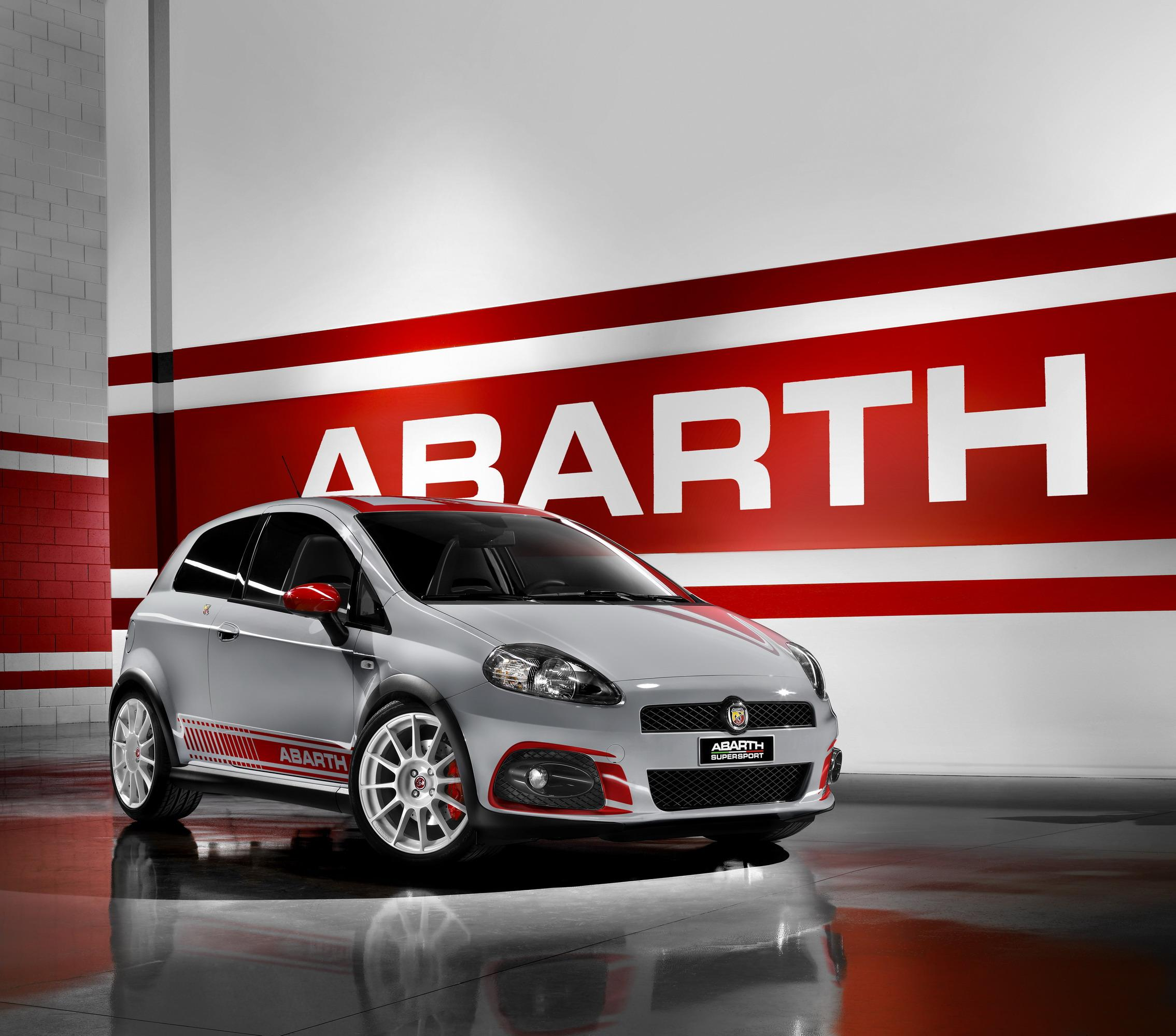 2009 Fiat Grande Punto Abarth SuperSport